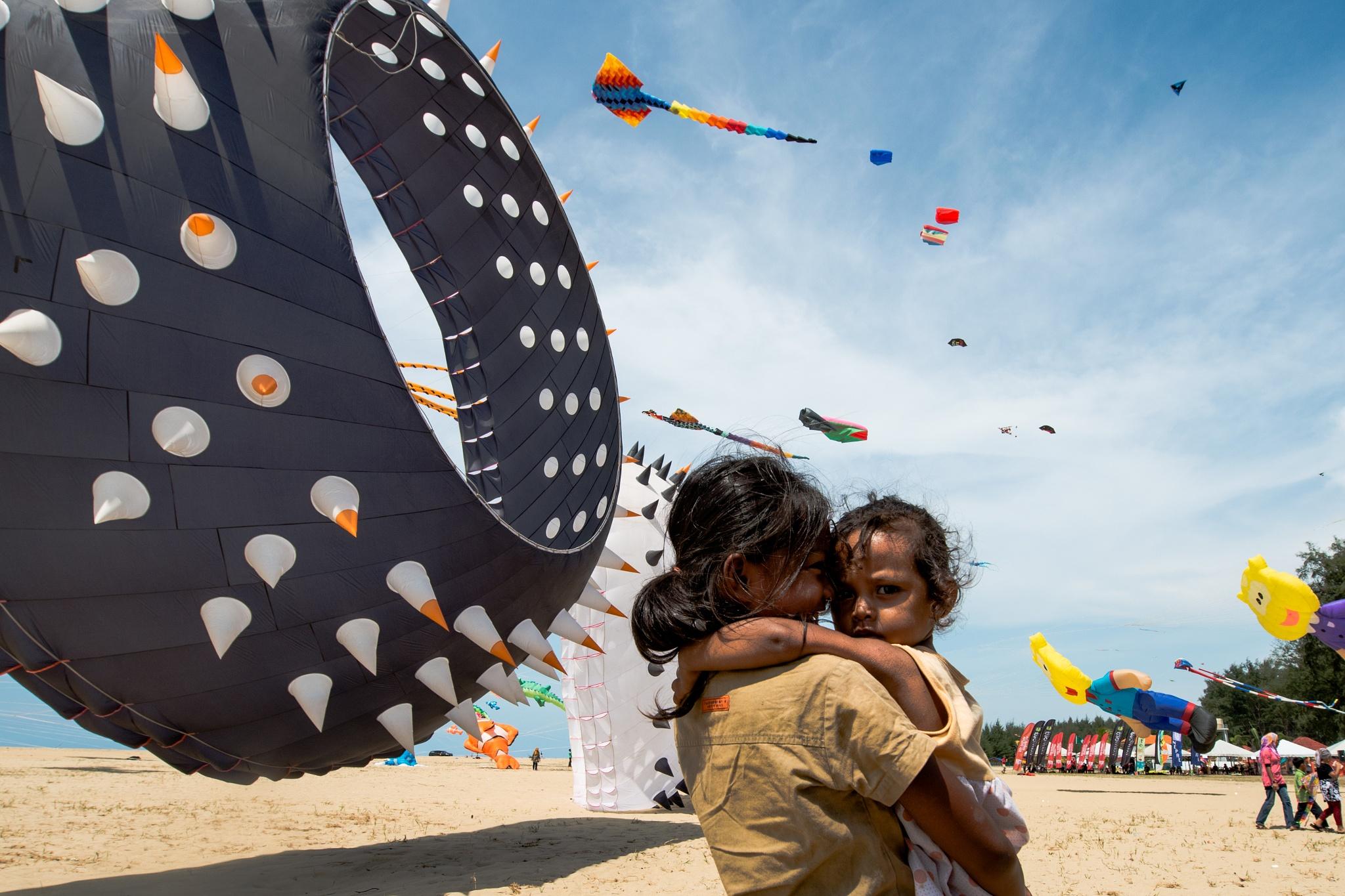 Kite Festival by klchin66