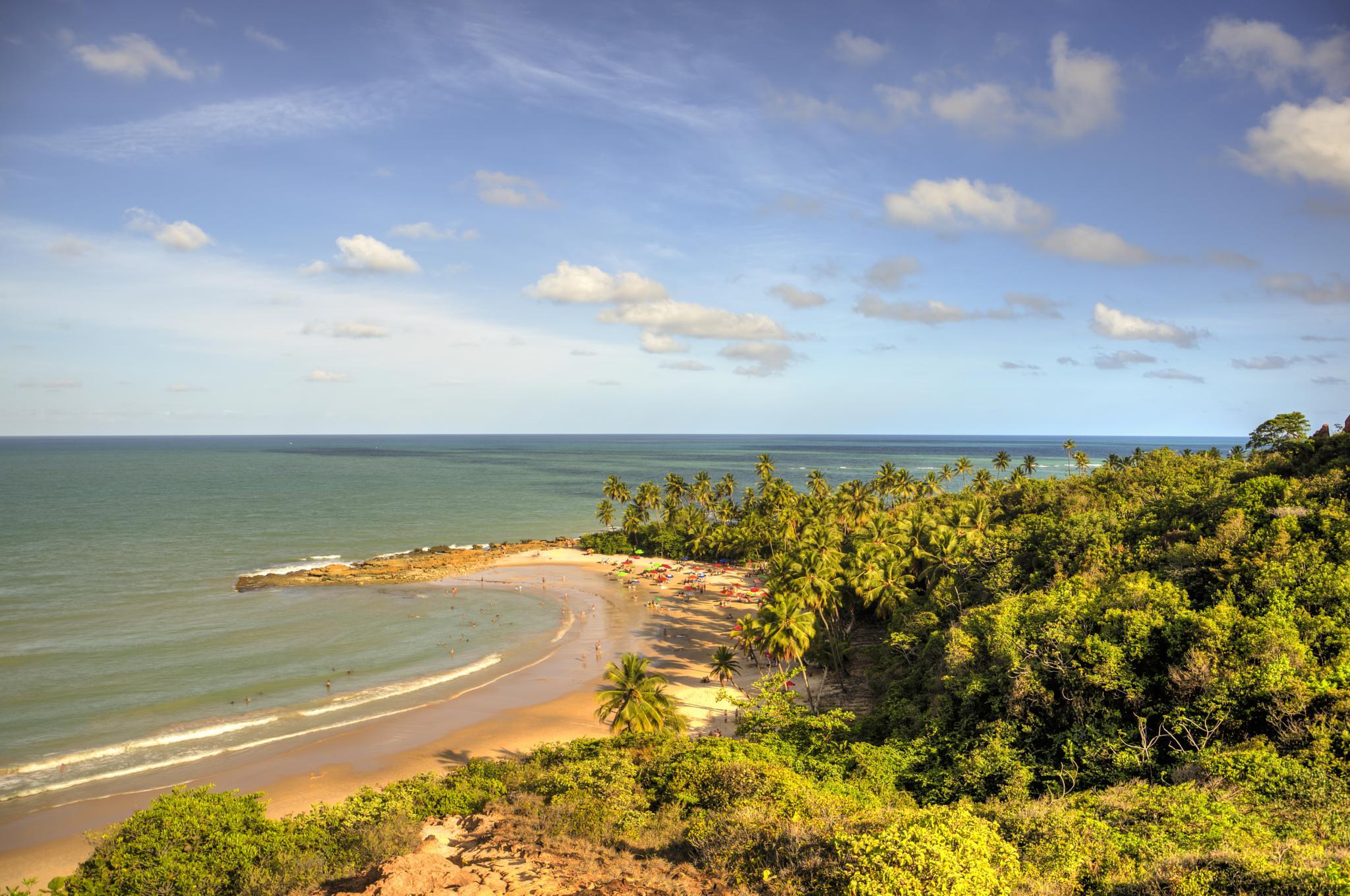 Praia de Coquerinhos by Kinsley Emanuel