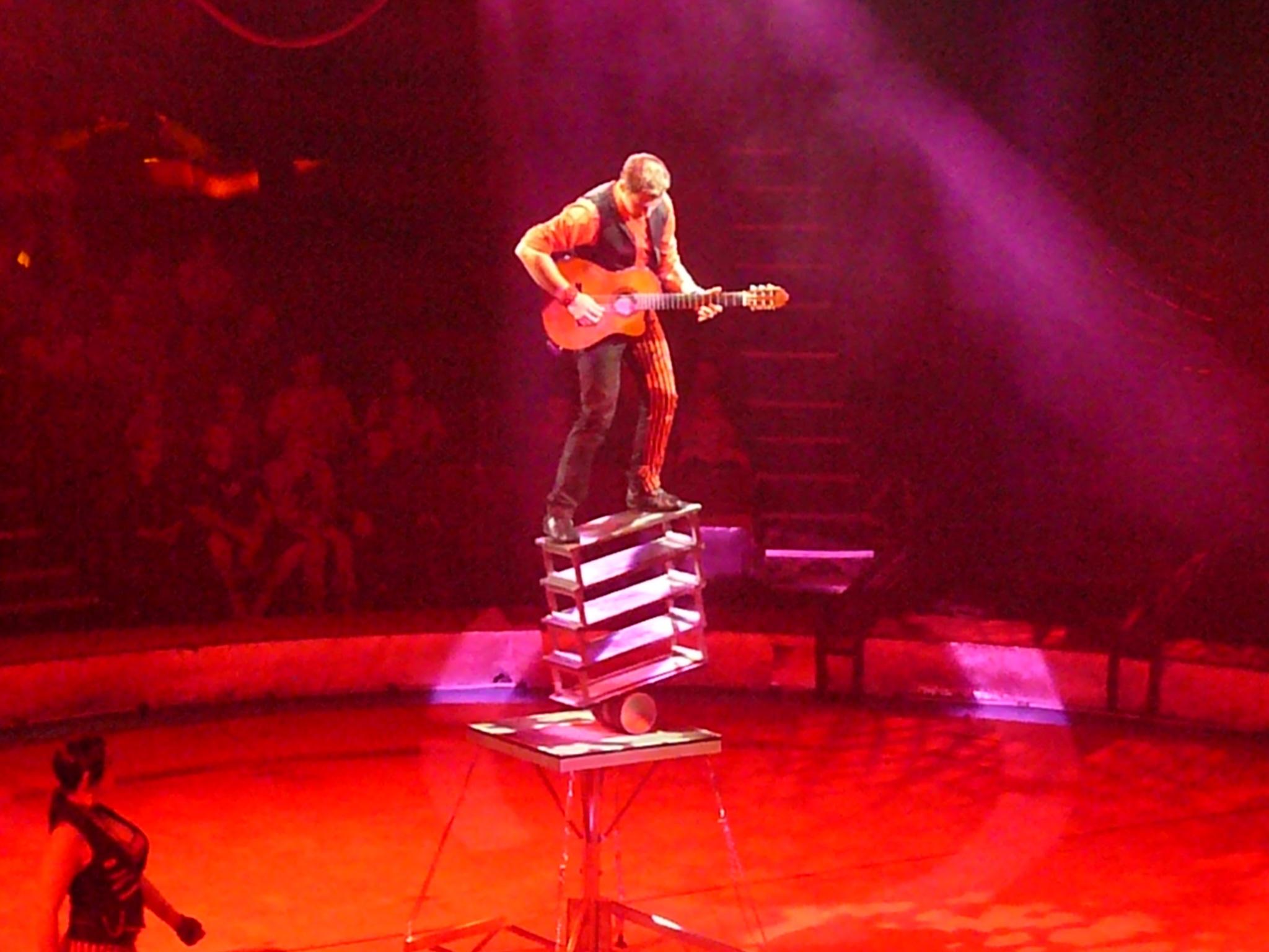 Rock and Roll by AJ Yakstrangler Andy Jamieson