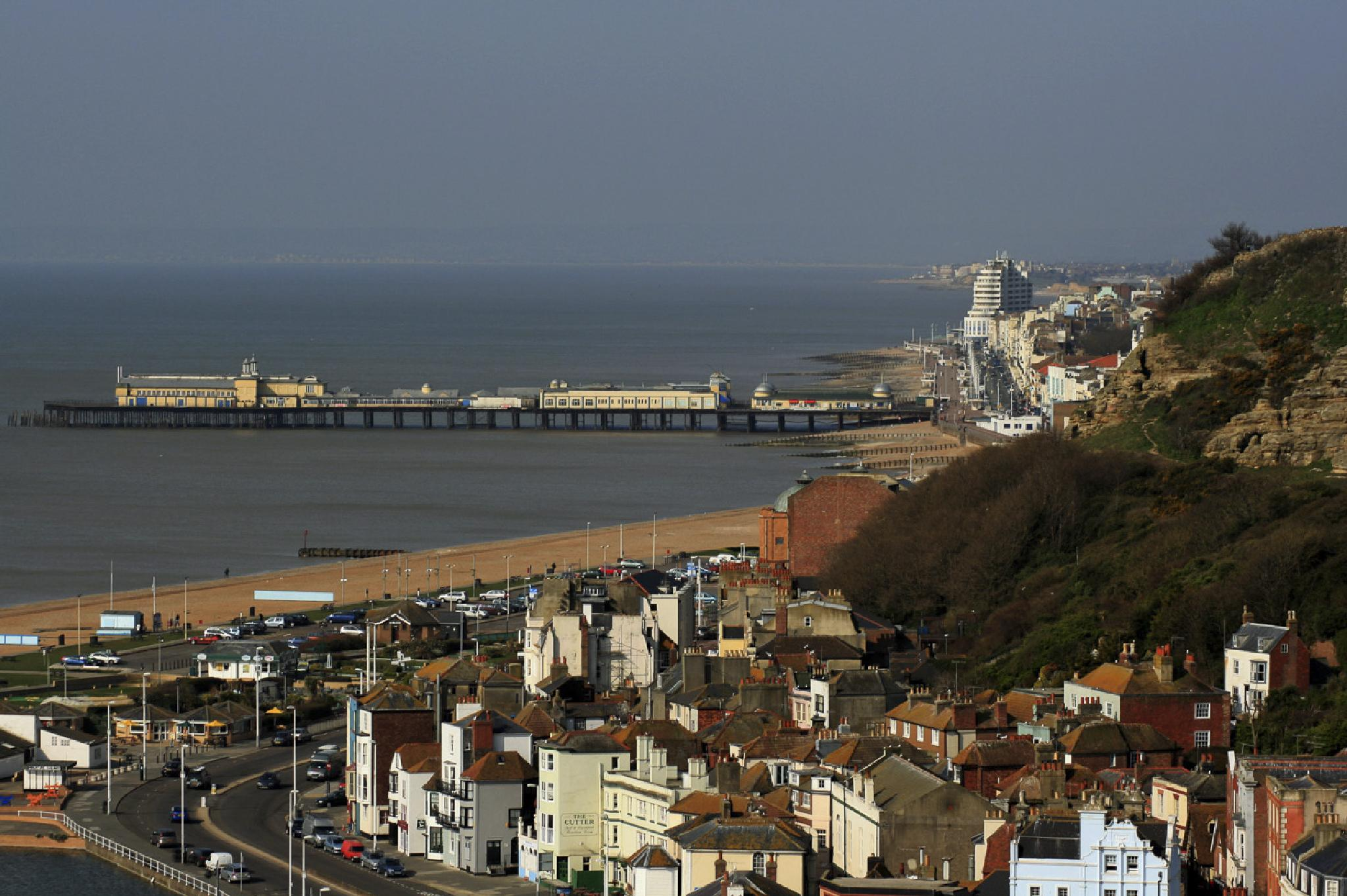 Hastings-1 by Oliver Kluwe