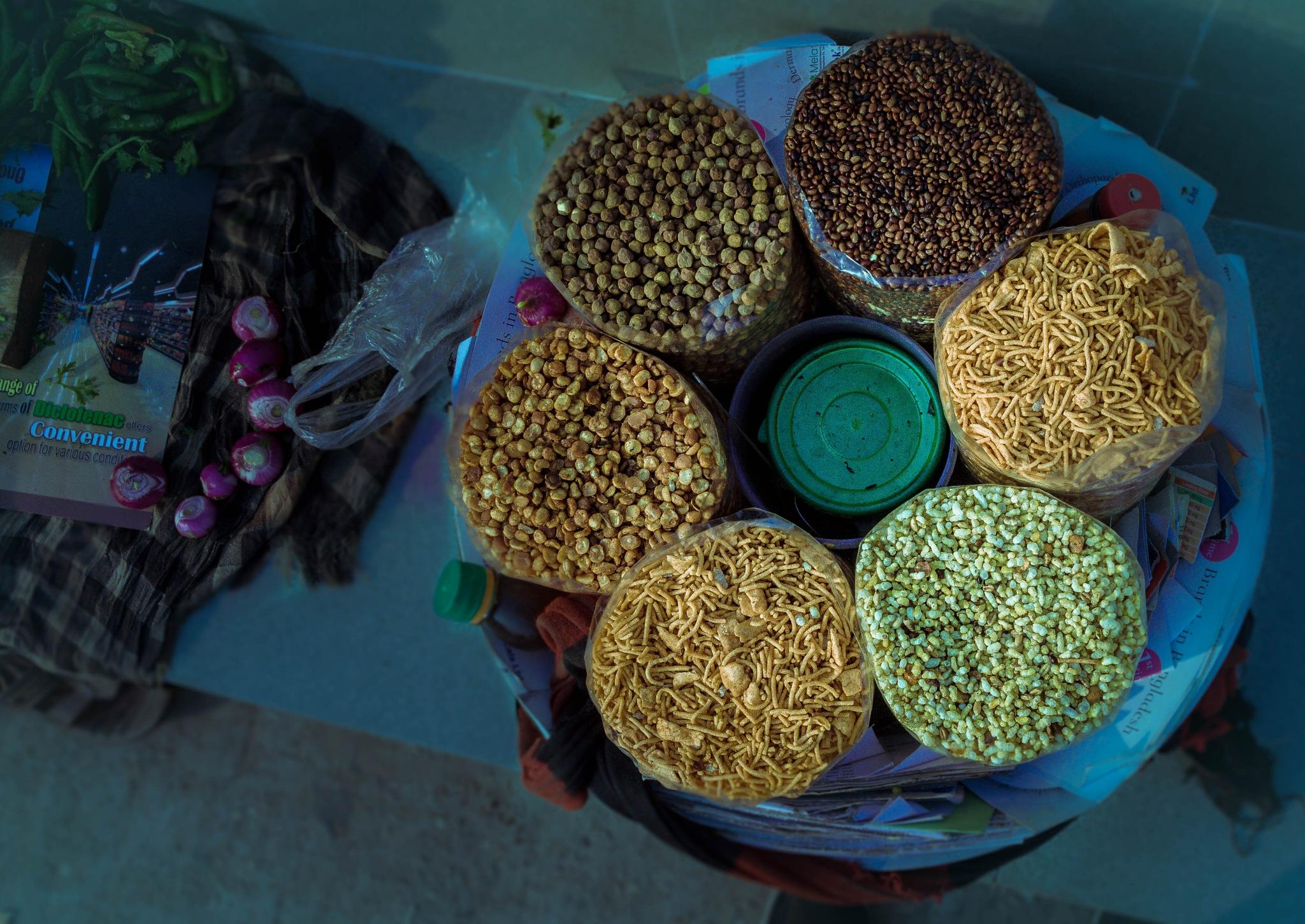 Street Food by Mursadur Rahman Akash