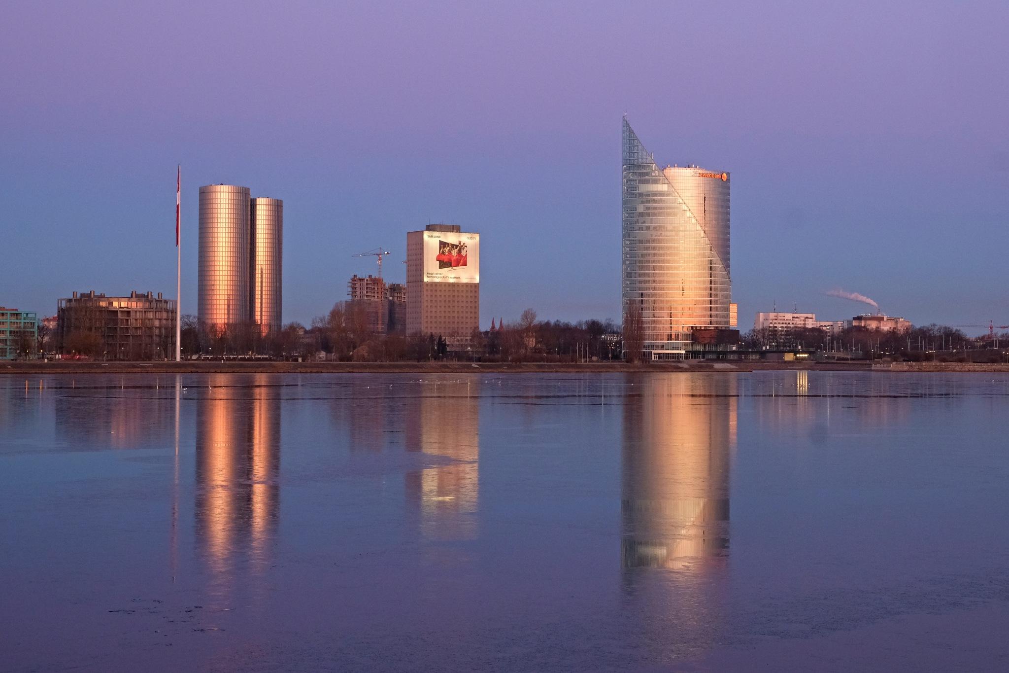 Riga by hammarbytp