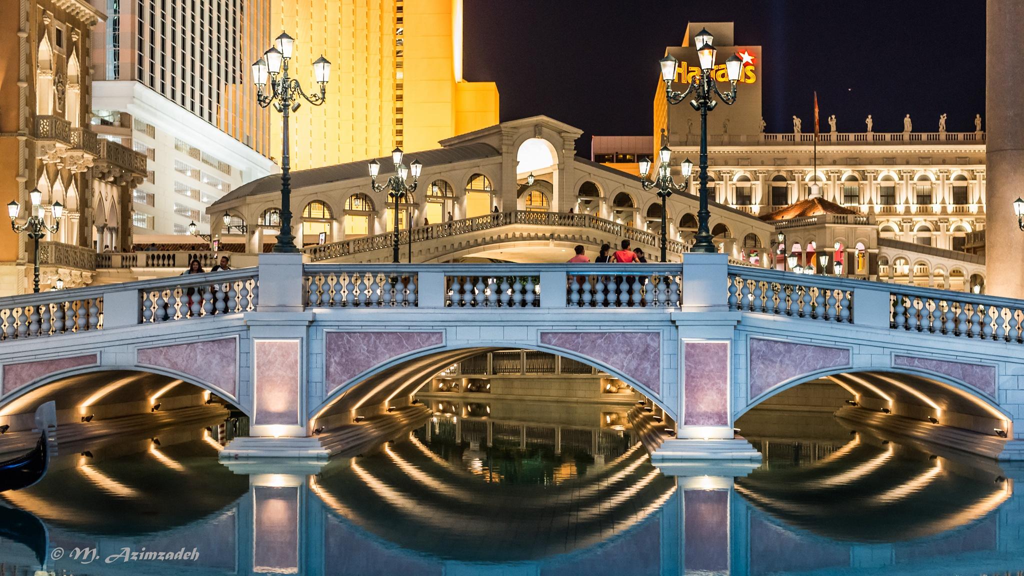 Las Vegas, USA by Mohammed Azimzadeh