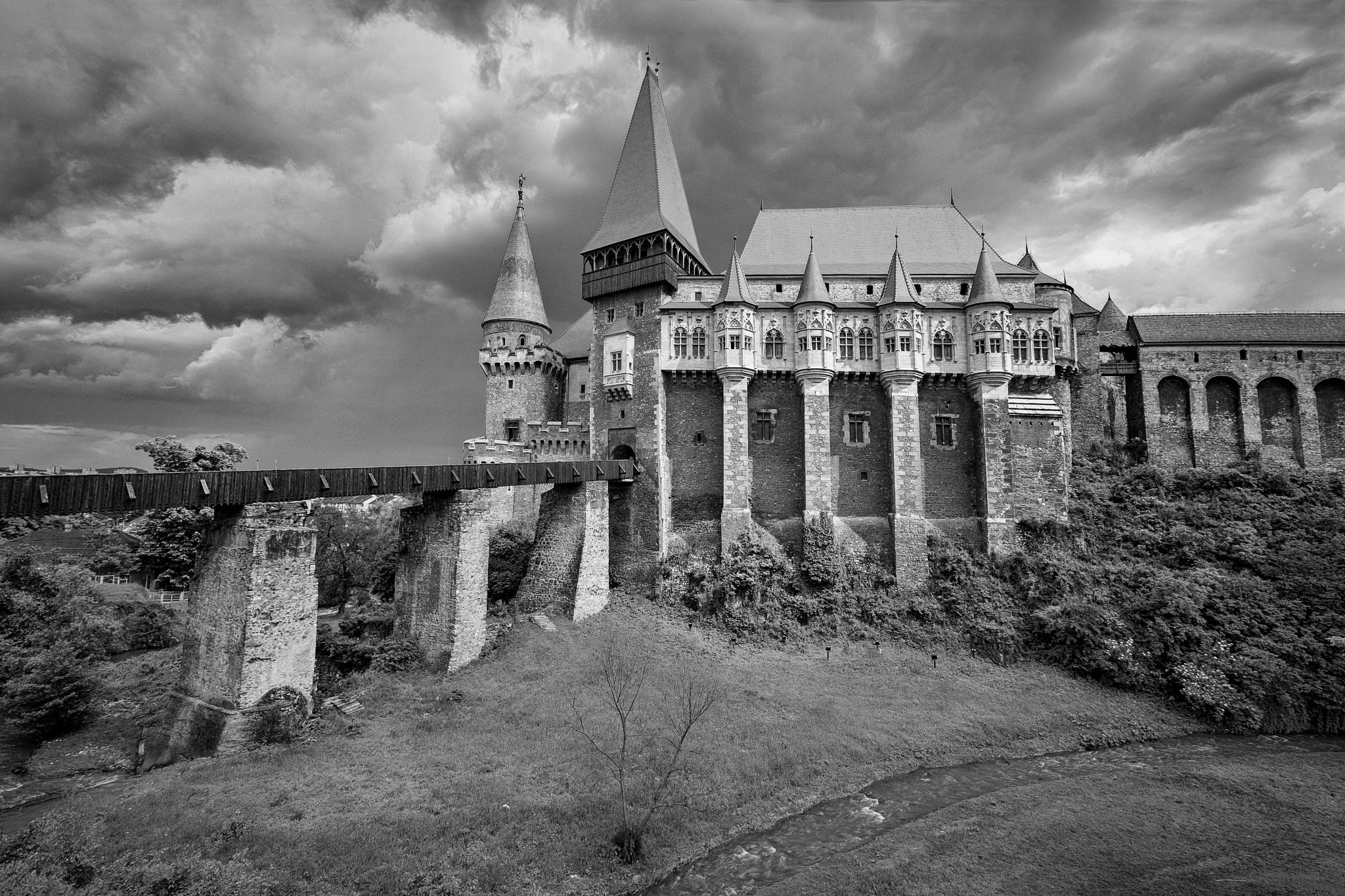 Corvin Castel by Mirela Savu