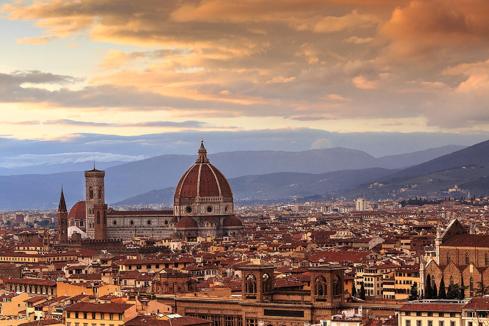 Firenze by Mirela Savu
