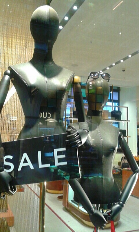 full leather mannequins by hockeymask1