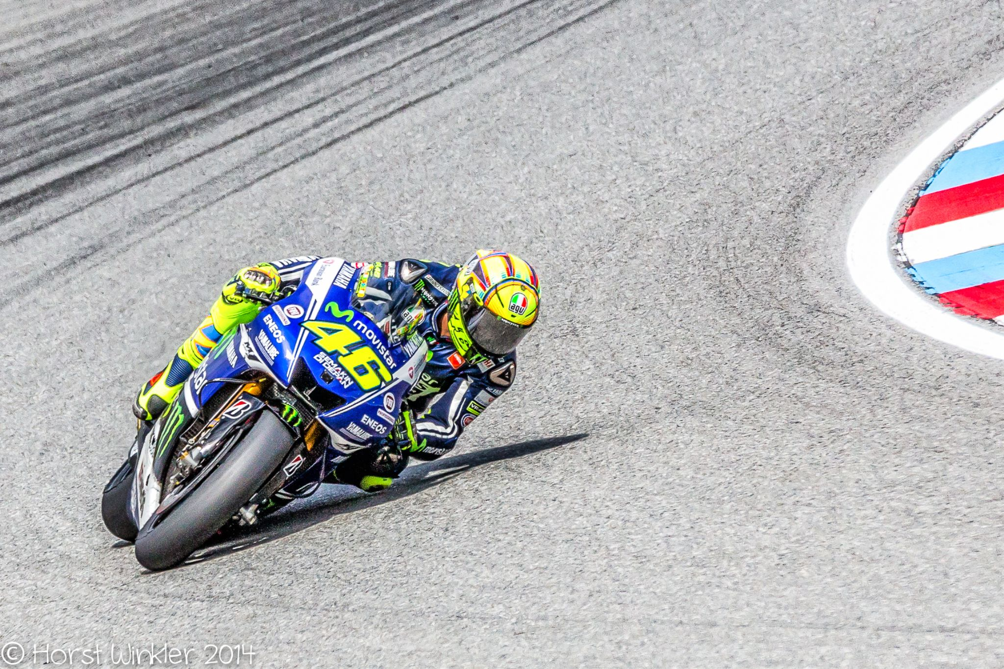 Valentino Rossi in Brno by icefish