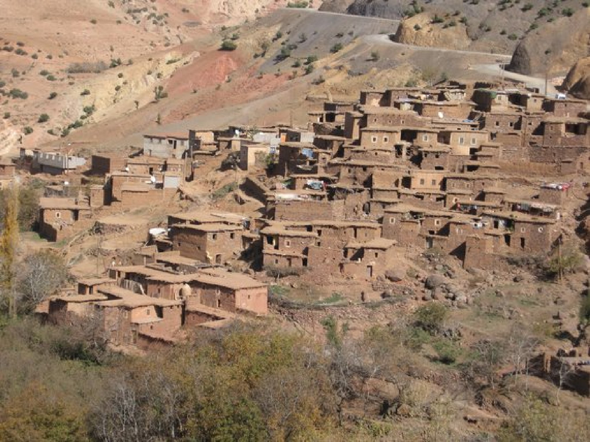 Berber Village in Morocco by Your Morocco Tour