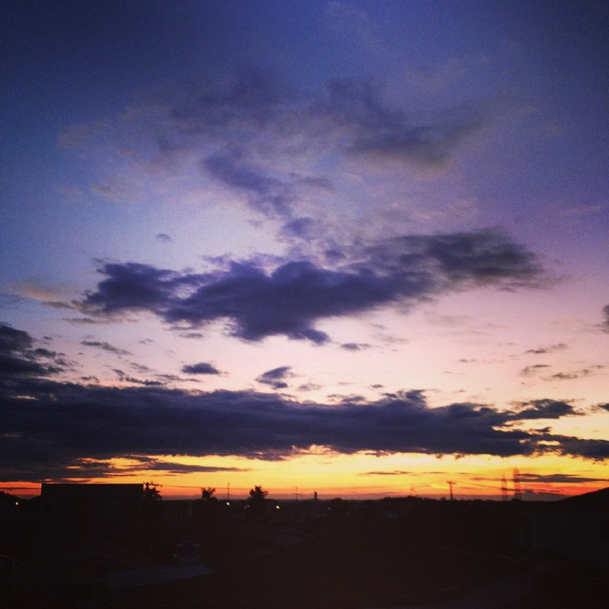 late afternoon by Claudinei_F7
