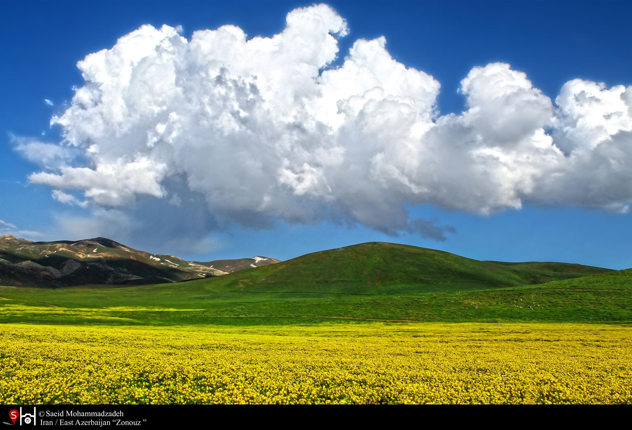 "Iran / East Azerbaijan ""Zonouz""  by Saeed Mohammadzadeh"