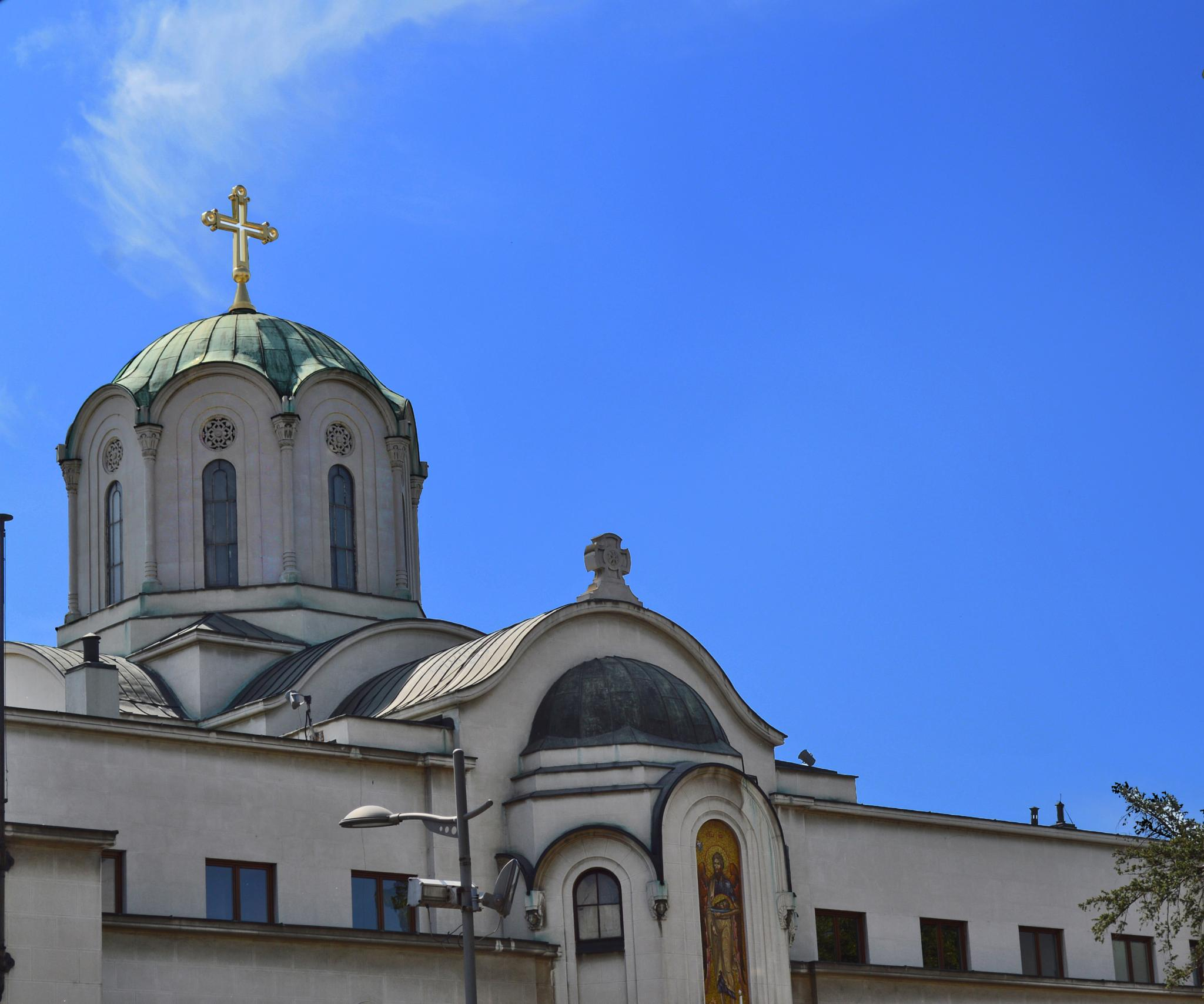 Church  by ivanatrifkovic