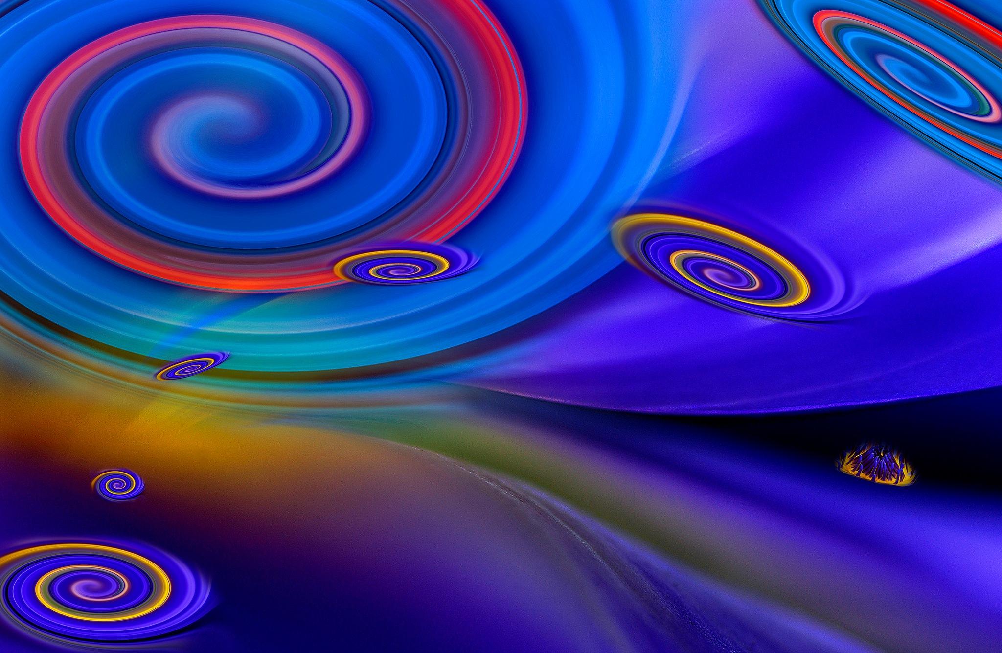 Galaxy  by Avinash Chandra Little