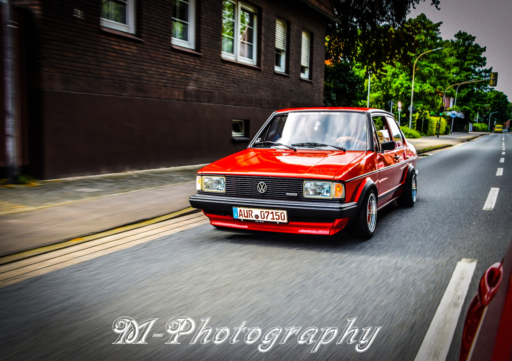Jetta MK1 by M-Photography
