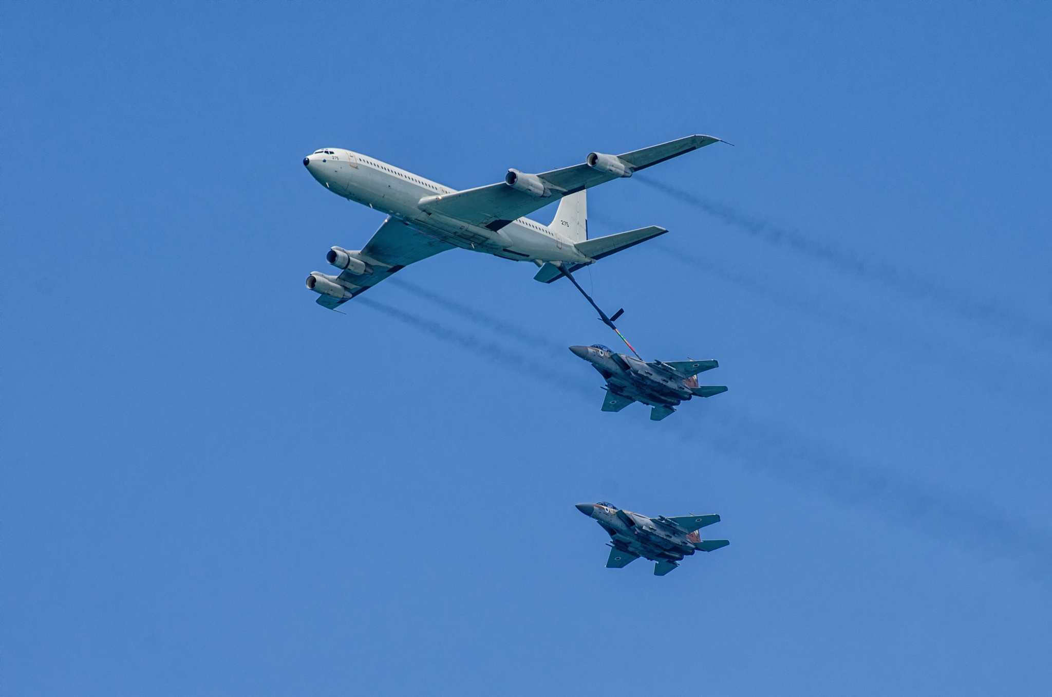 Air Refueling by Isaac G