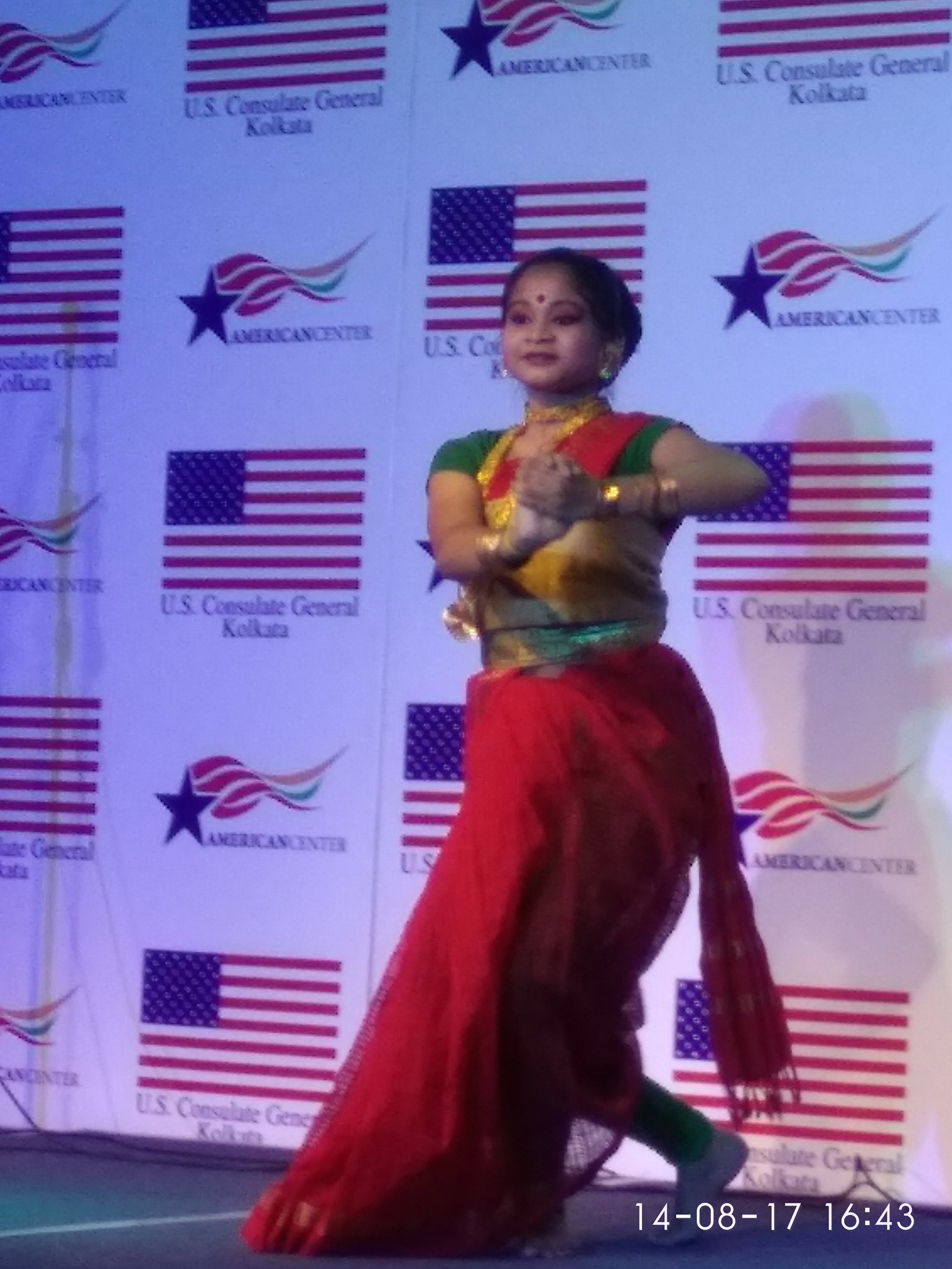 DANCE by Dibyendu Chatterjii
