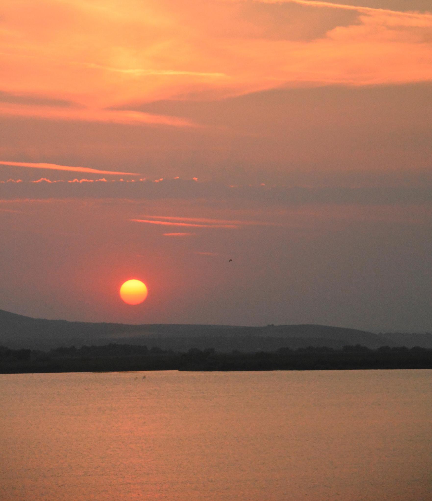 September Sunset by Bujoreanu Radu-Mihai
