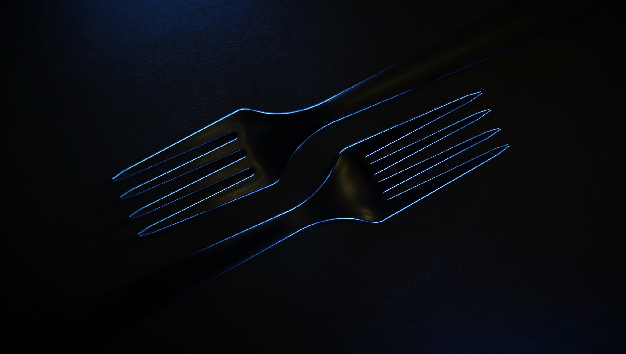 Photo in Still Life #black #cutlery #fine art #still life #popular #yongnuo #canon