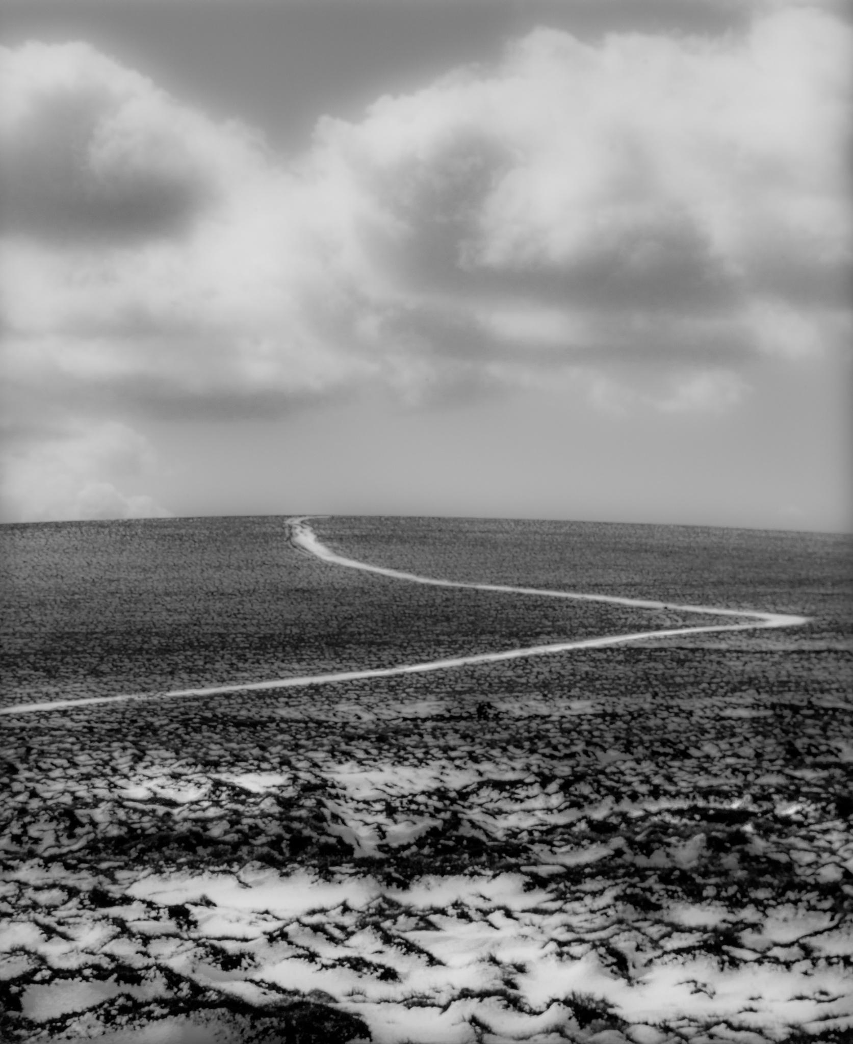 High Peak Trail by David Hawkes