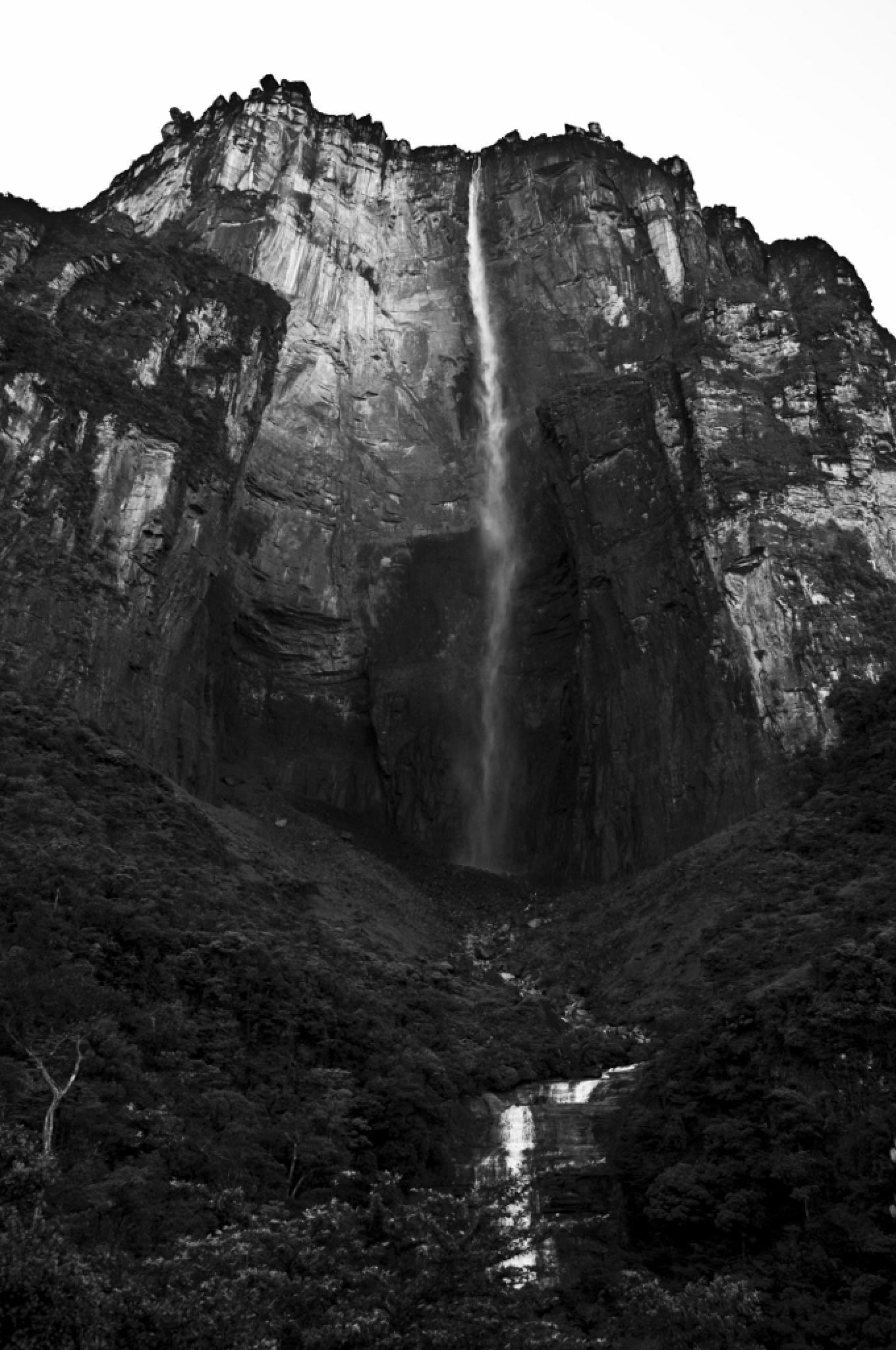Angel Falls by Alexander Tolchinsky