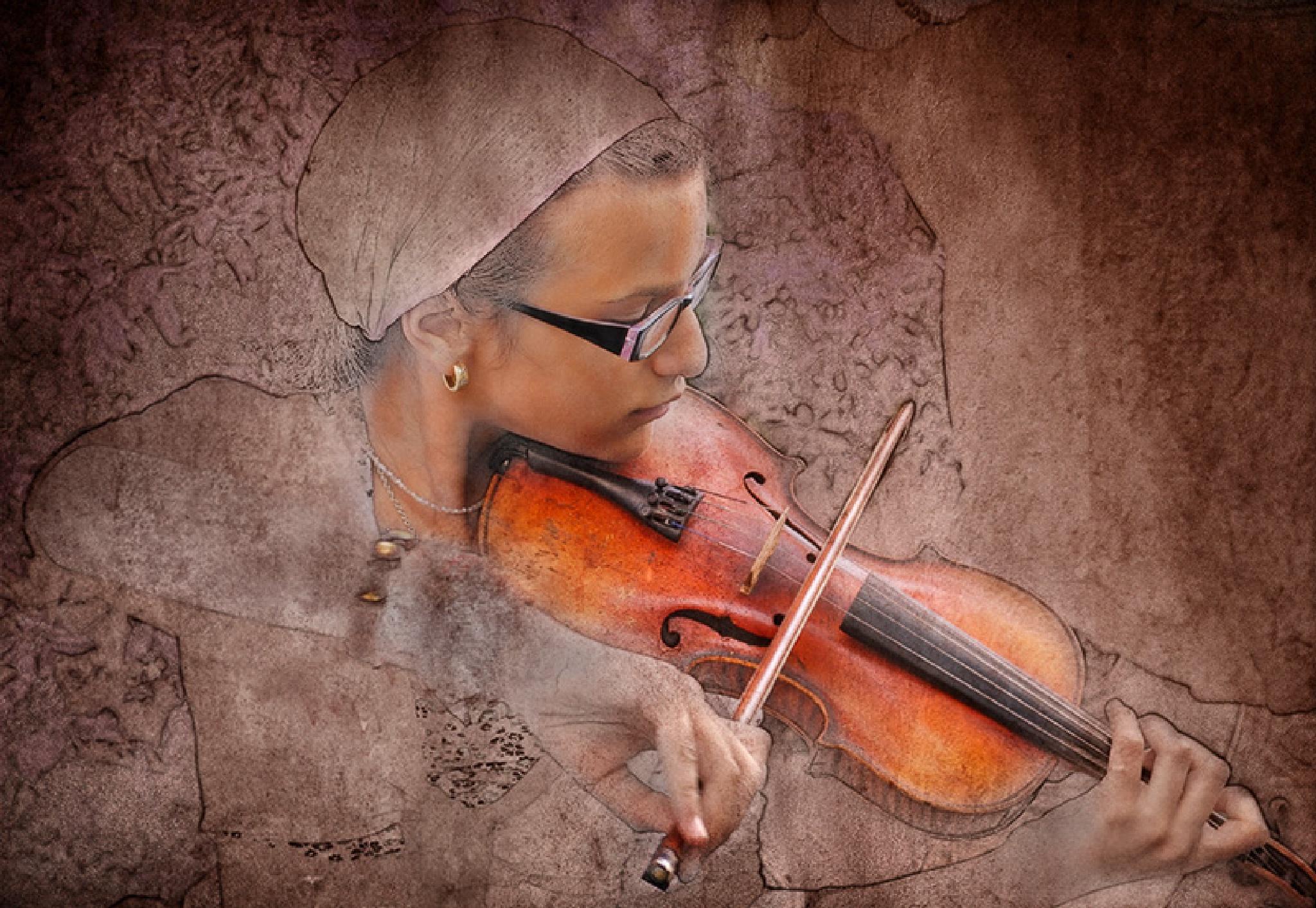 Violin by Zoran Buletic