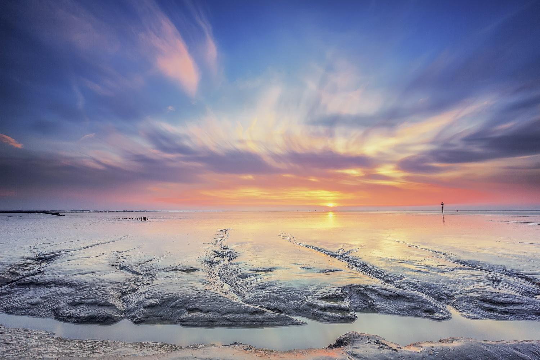 Last light  by jurjenveerman