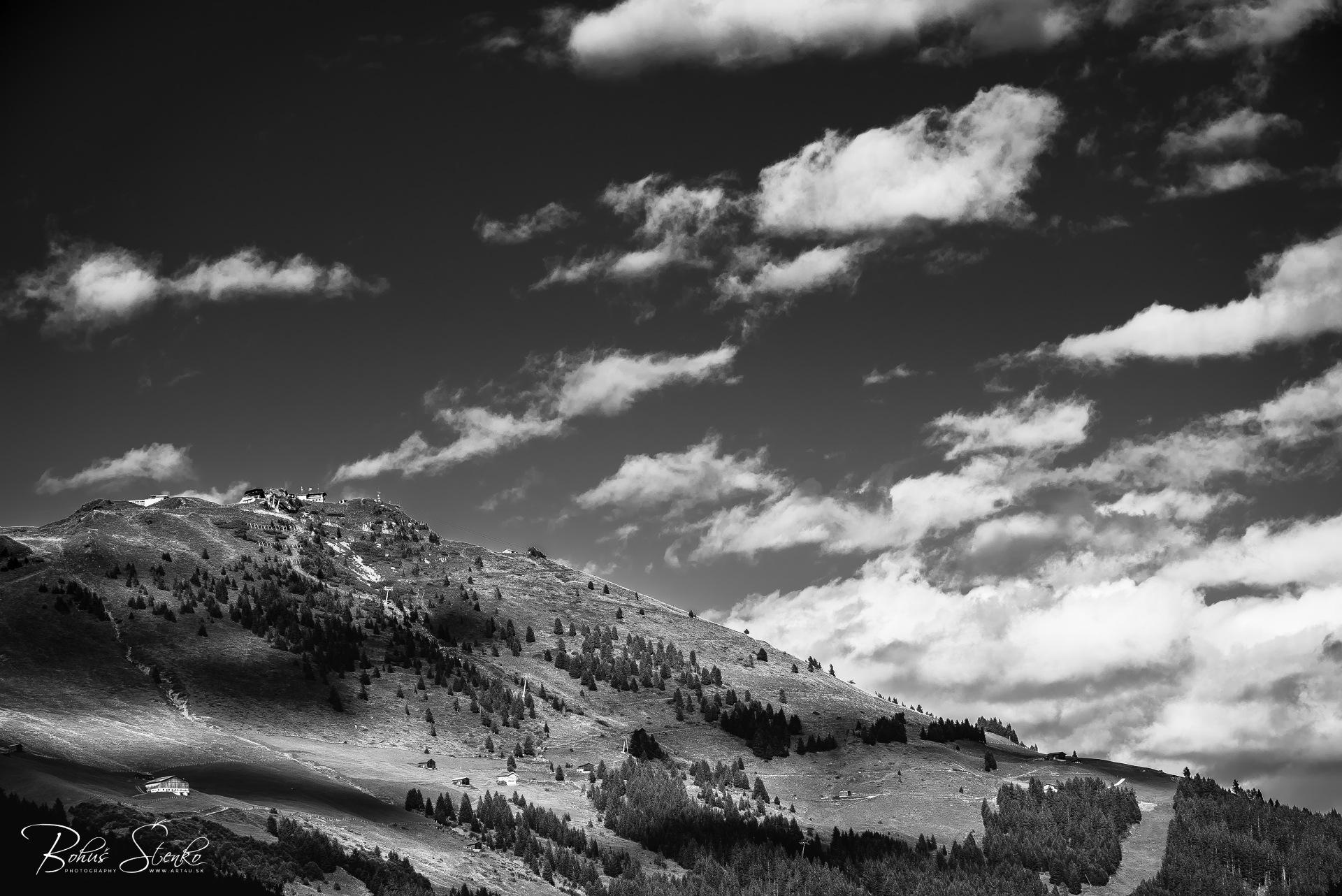 Big Hill by Yankeeboy