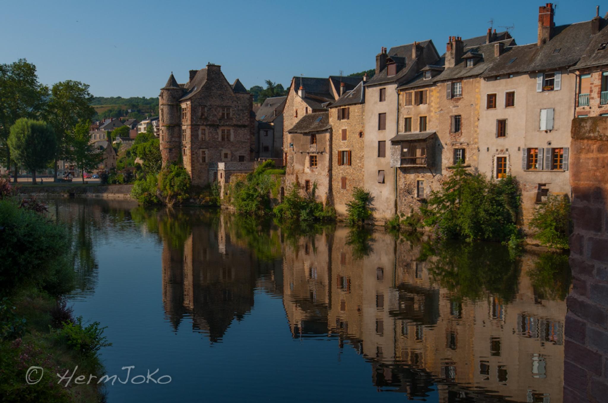 #89 | Espalion, France by HermJo Koch