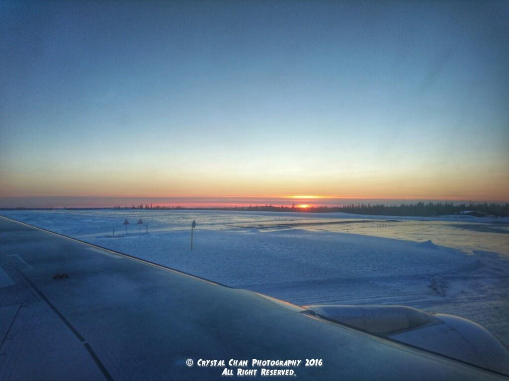 Helsinki Magic Sunset  by Crystal Chan