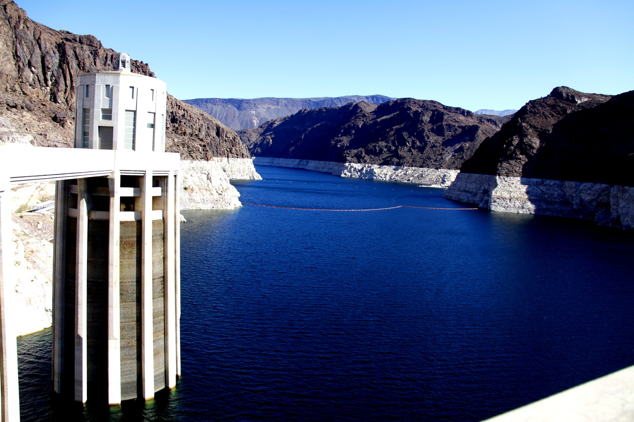 Hoover Dam by Marf