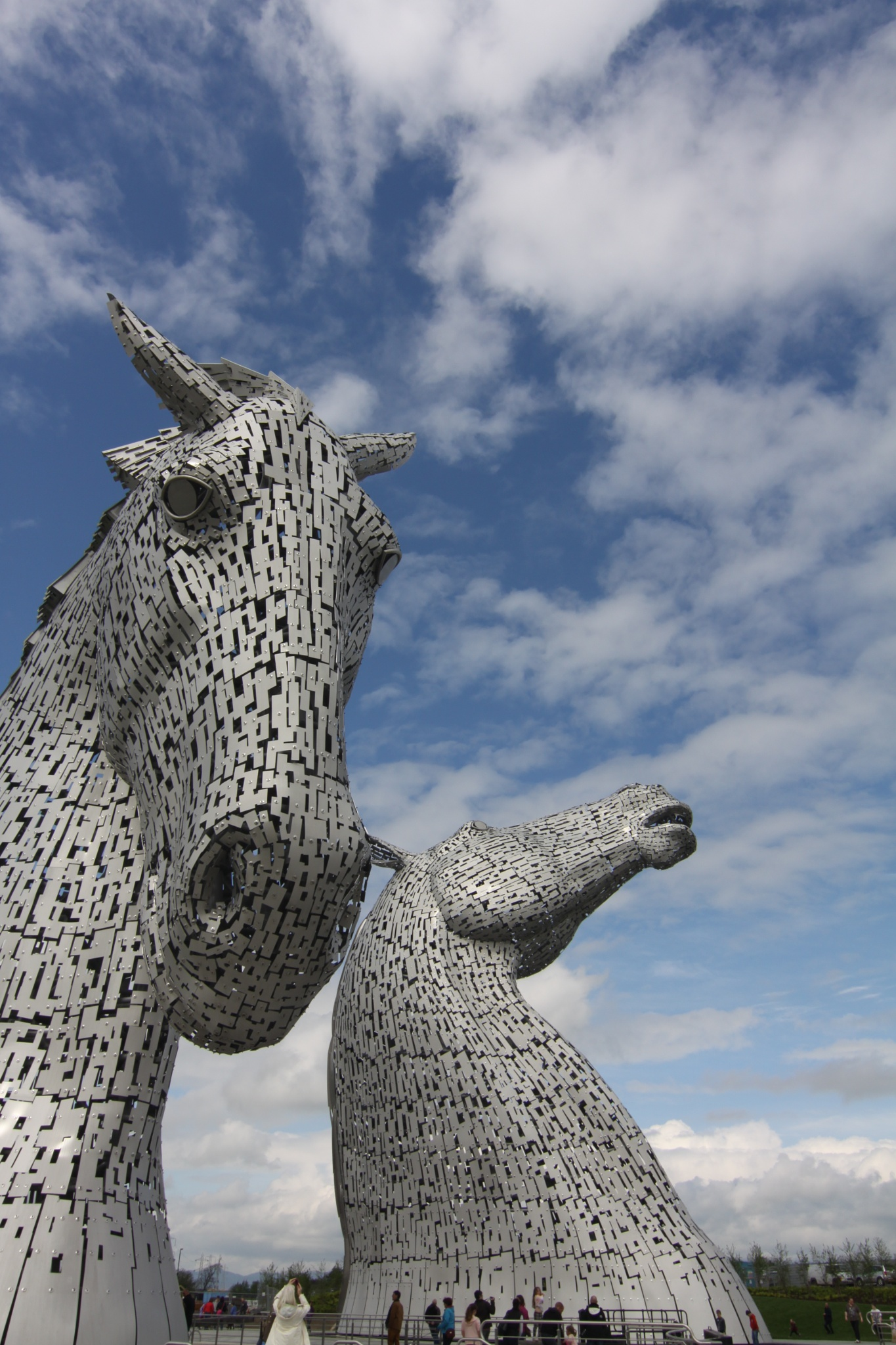 The Kelpies by Marf