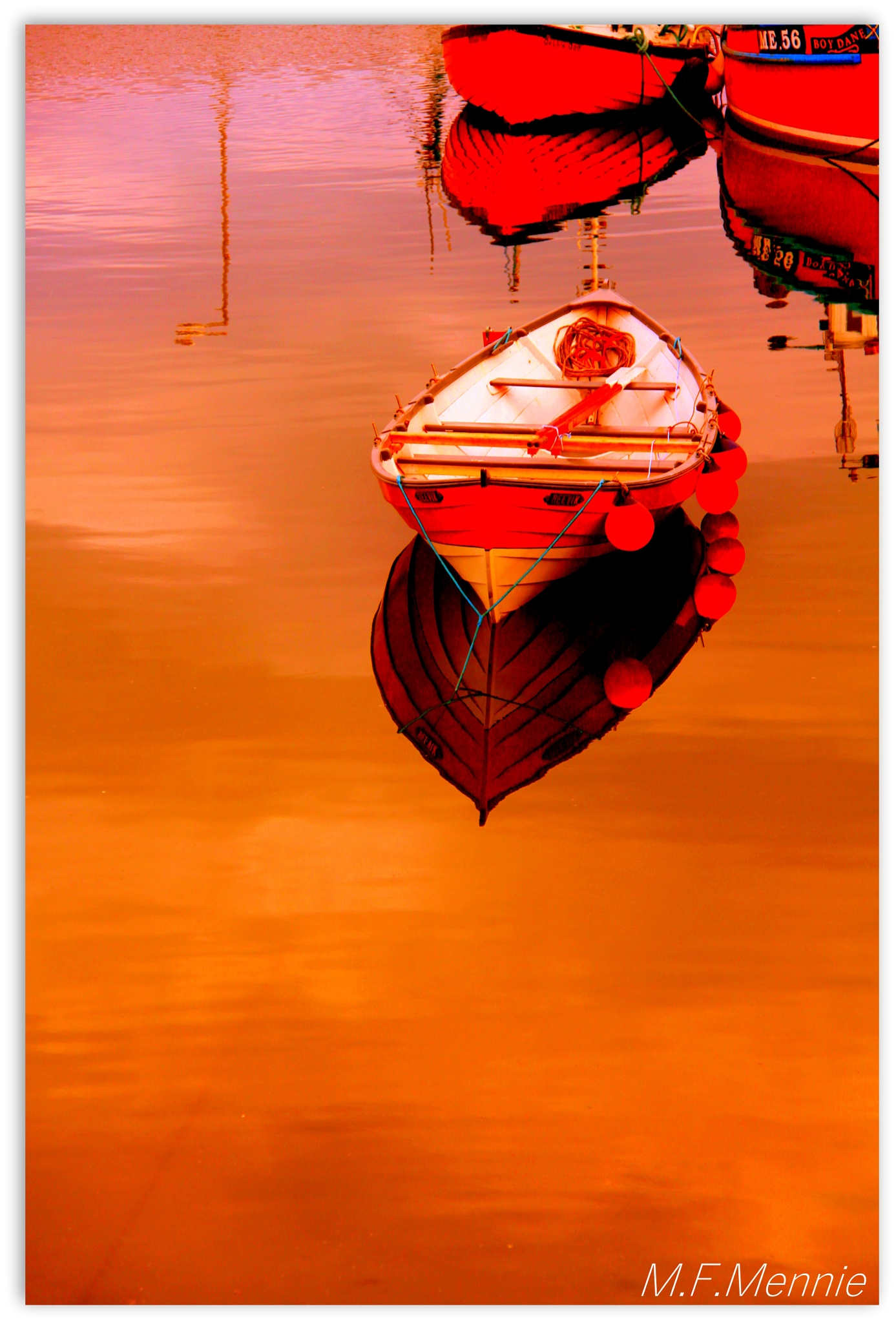 Reflections by Marf