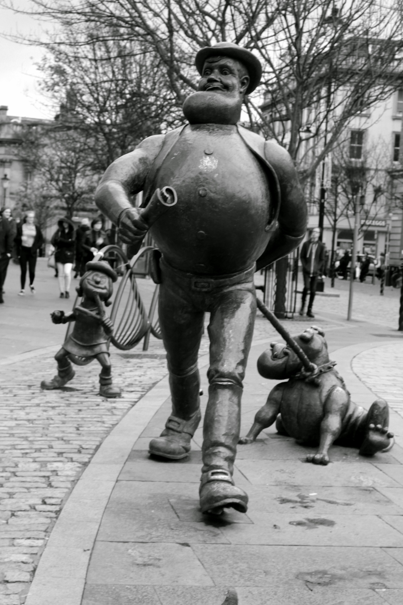 Desperate Dan  by Marf