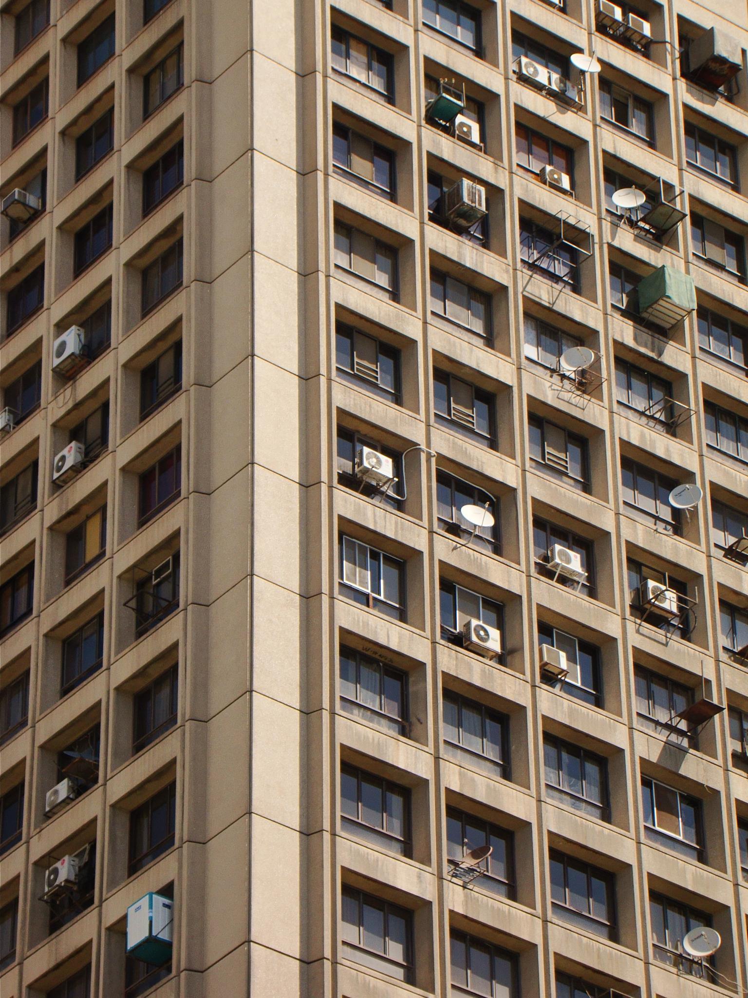 Saman Buildings by Pooya Rafiei