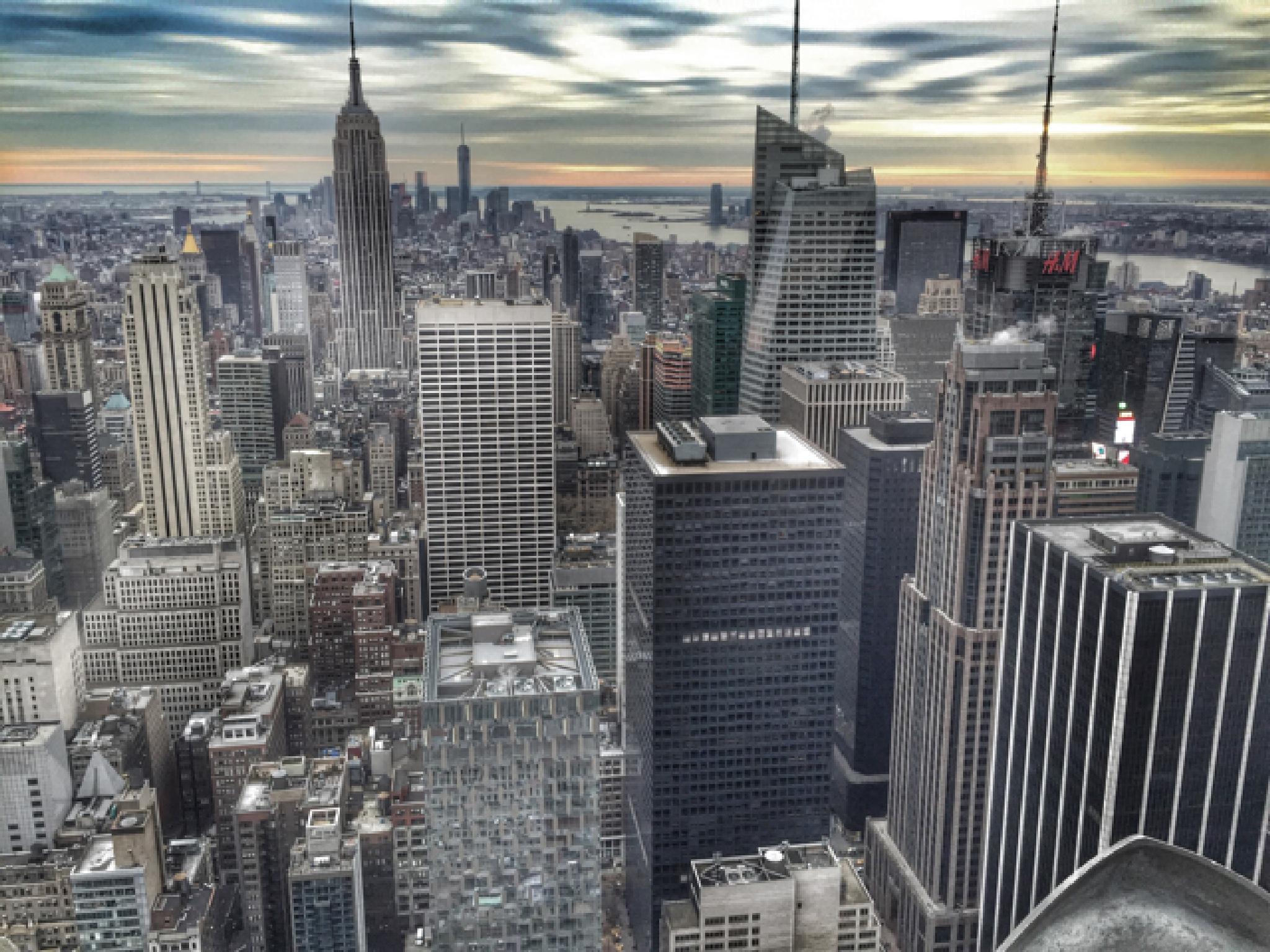 NYC by Paul Brown