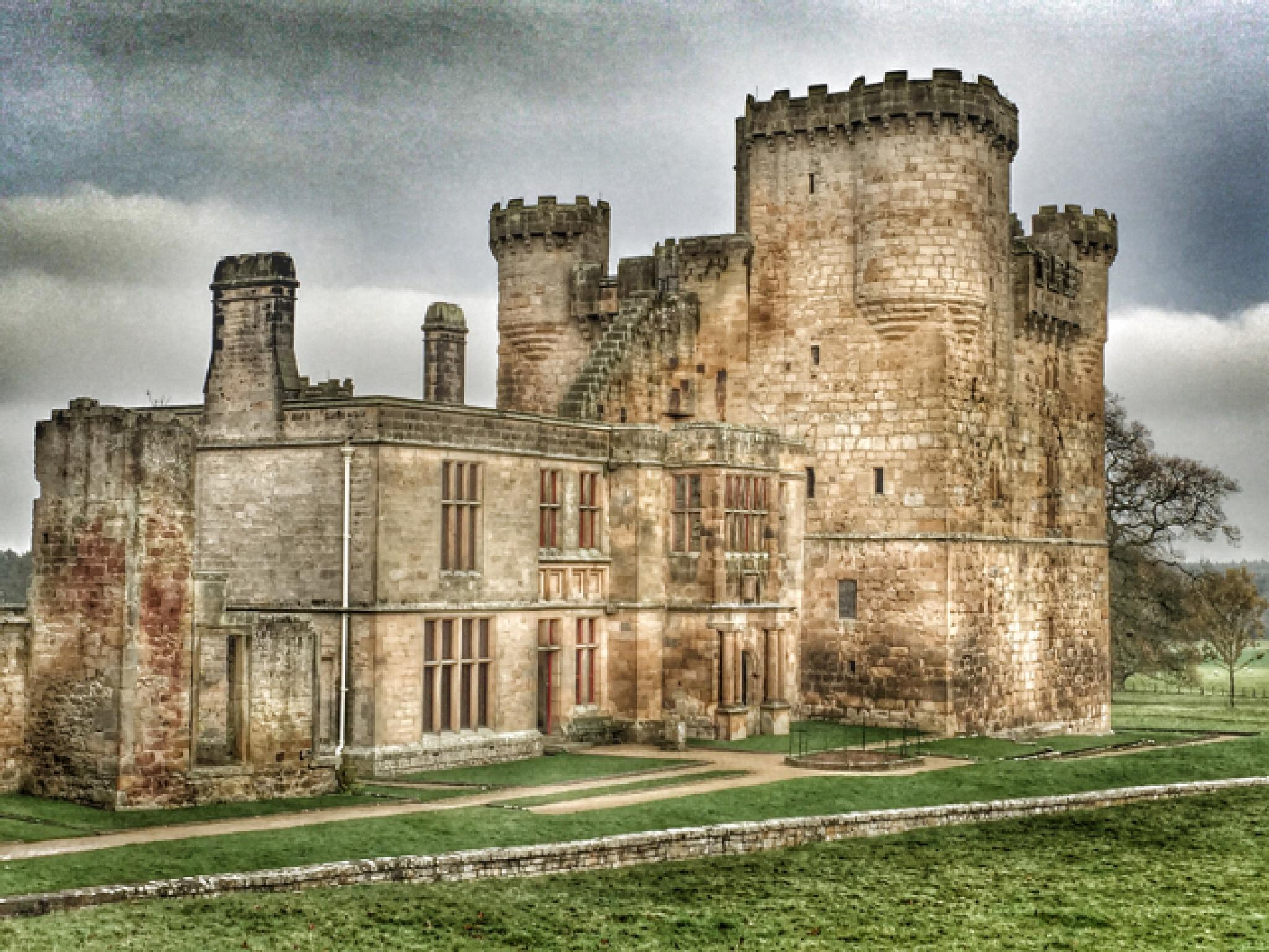 The Castle by Paul Brown