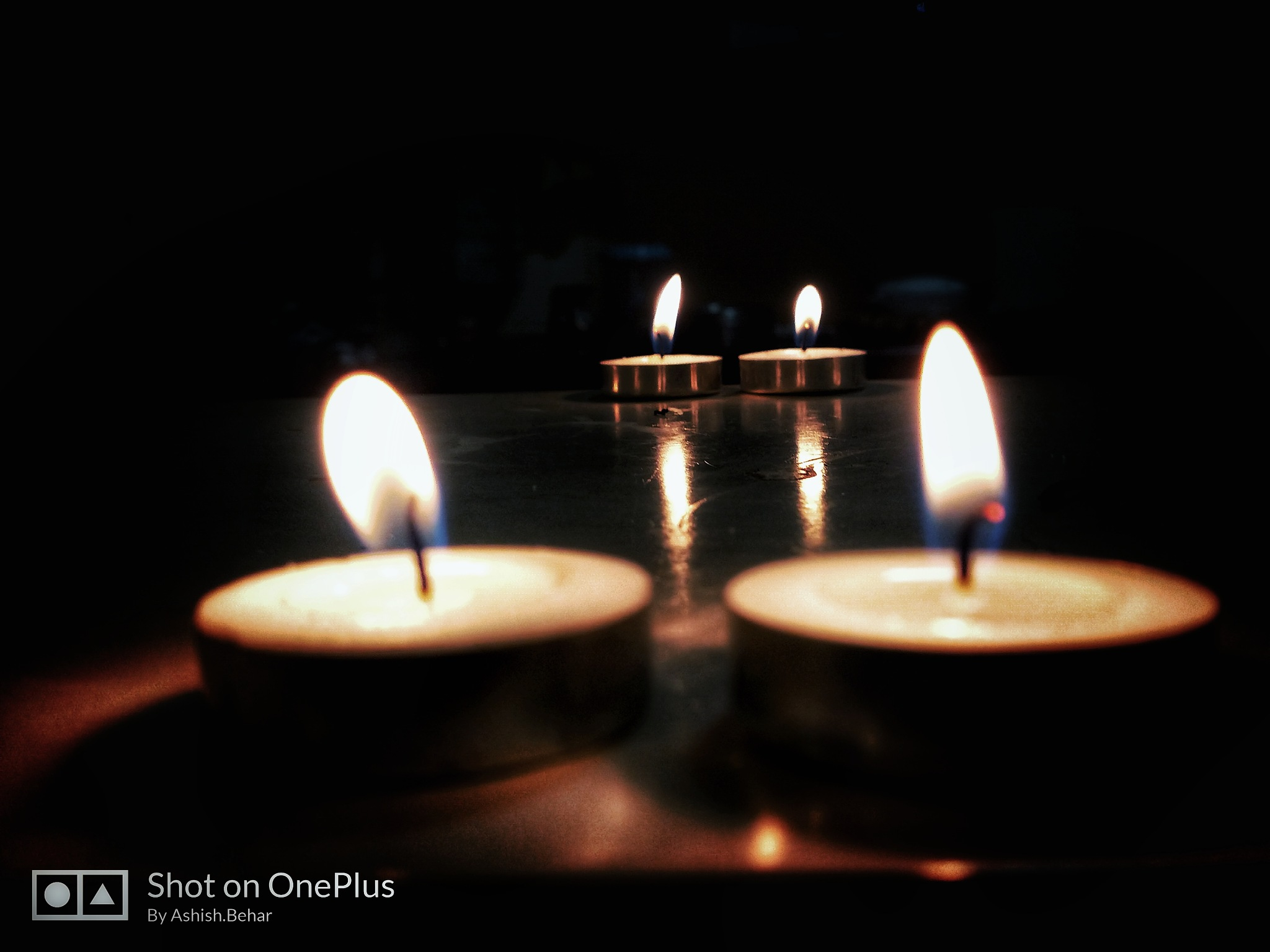 take your candle and light the world  by ashish