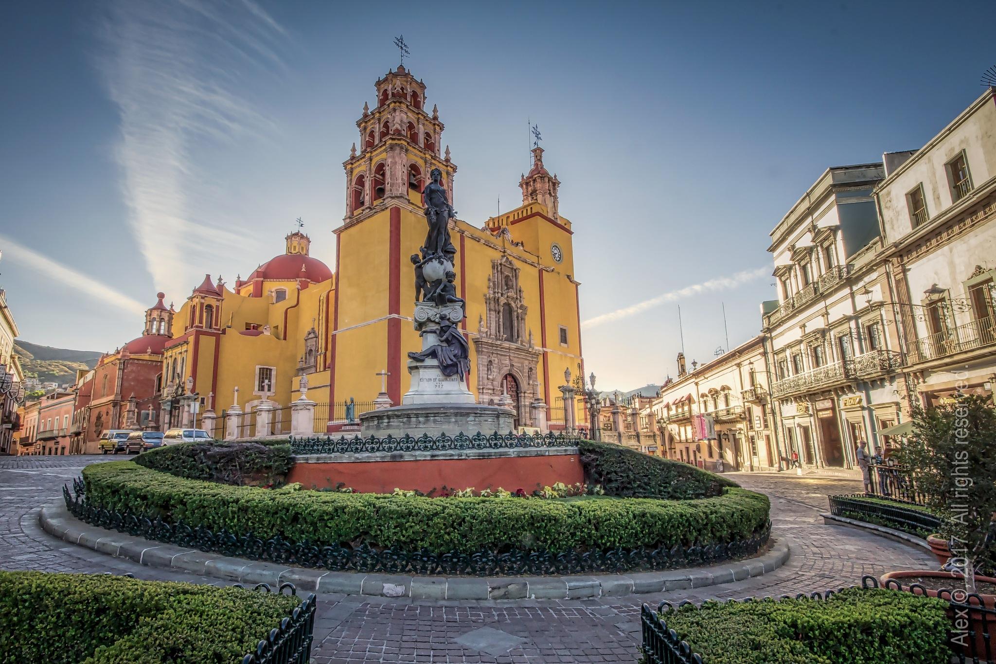 Guanajuato by Light