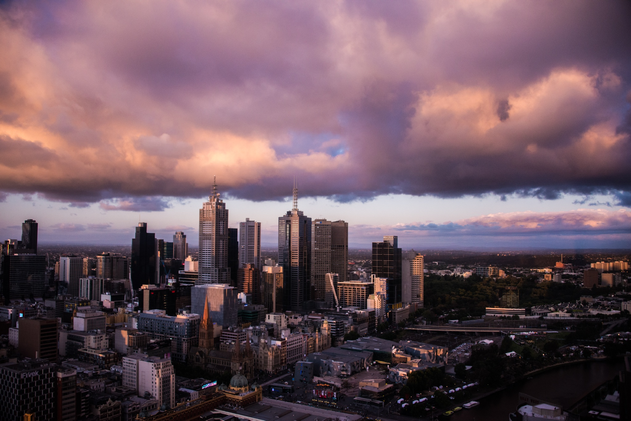 Hello Melbourne! by AlisonSwift
