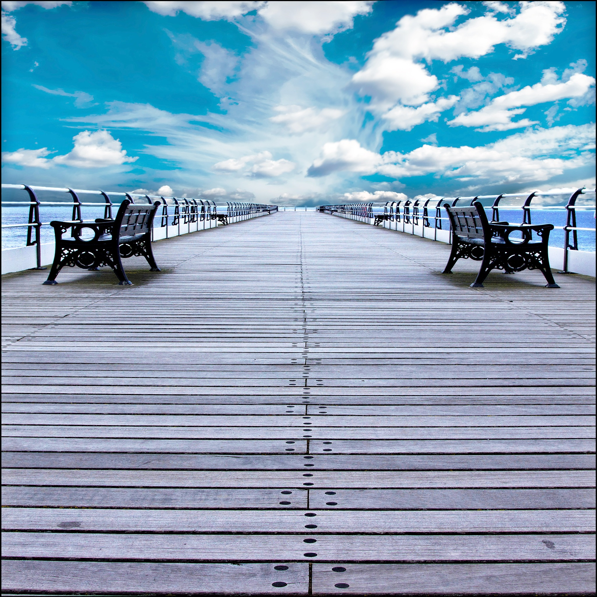 The Pier by TOZ