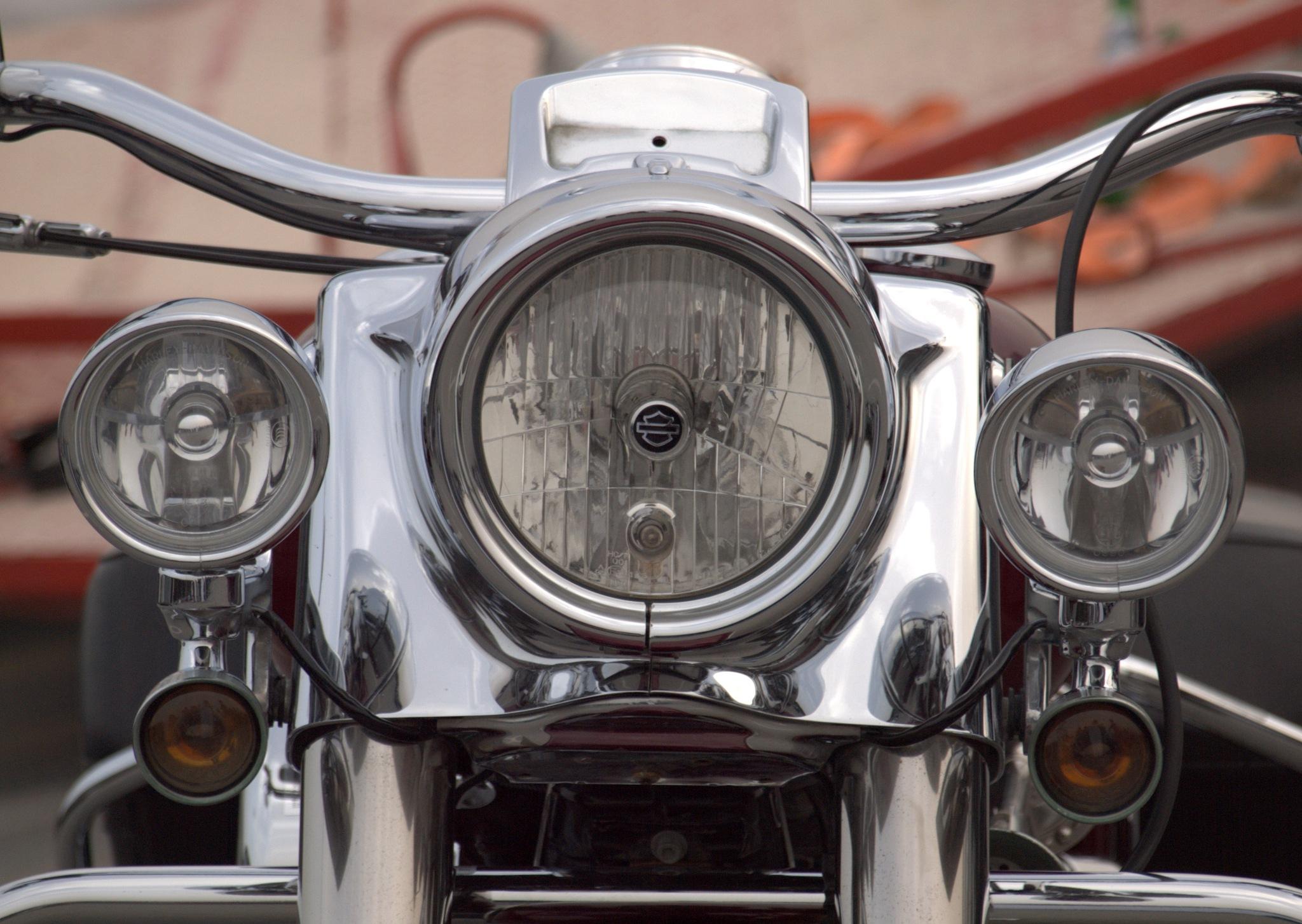 Harley-Davidson by Sadiq Ali AlQatari