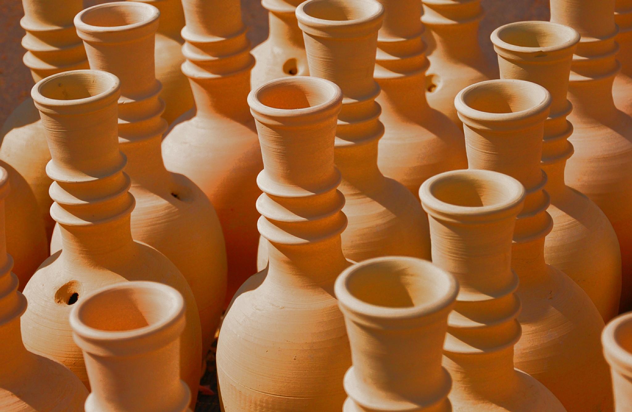 Pottery Art by Sadiq Ali AlQatari