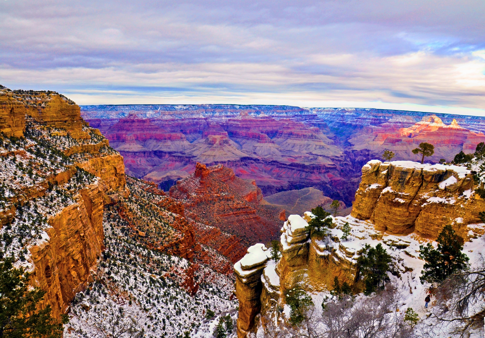 You cannot see the Grand Canyon in one view by Sadiq Ali AlQatari