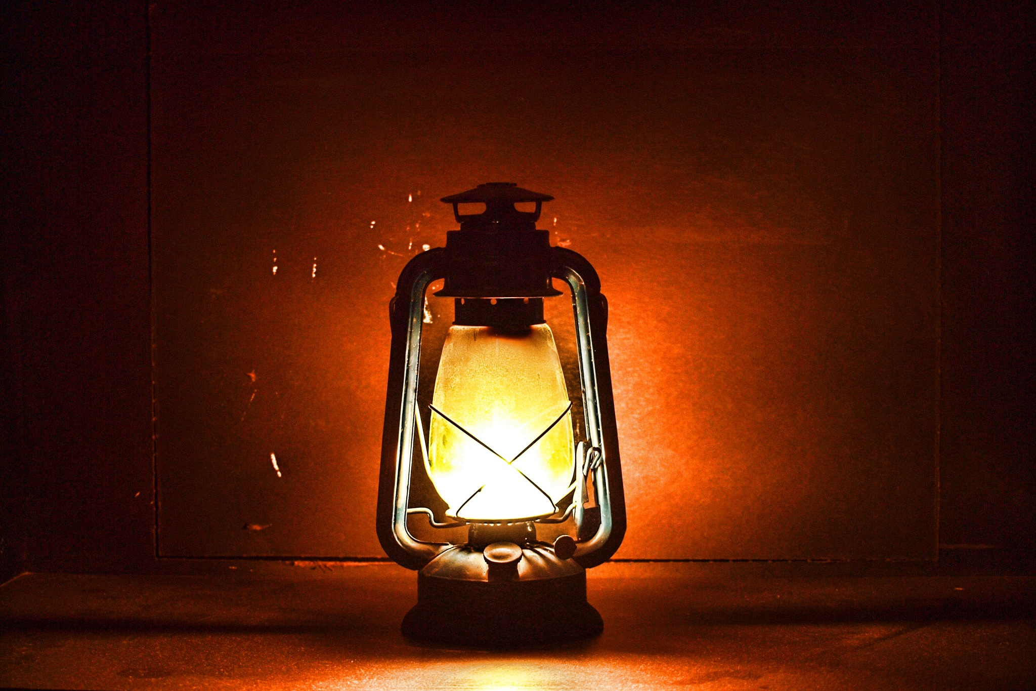 Hang a lantern on your problem. by Sadiq Ali AlQatari