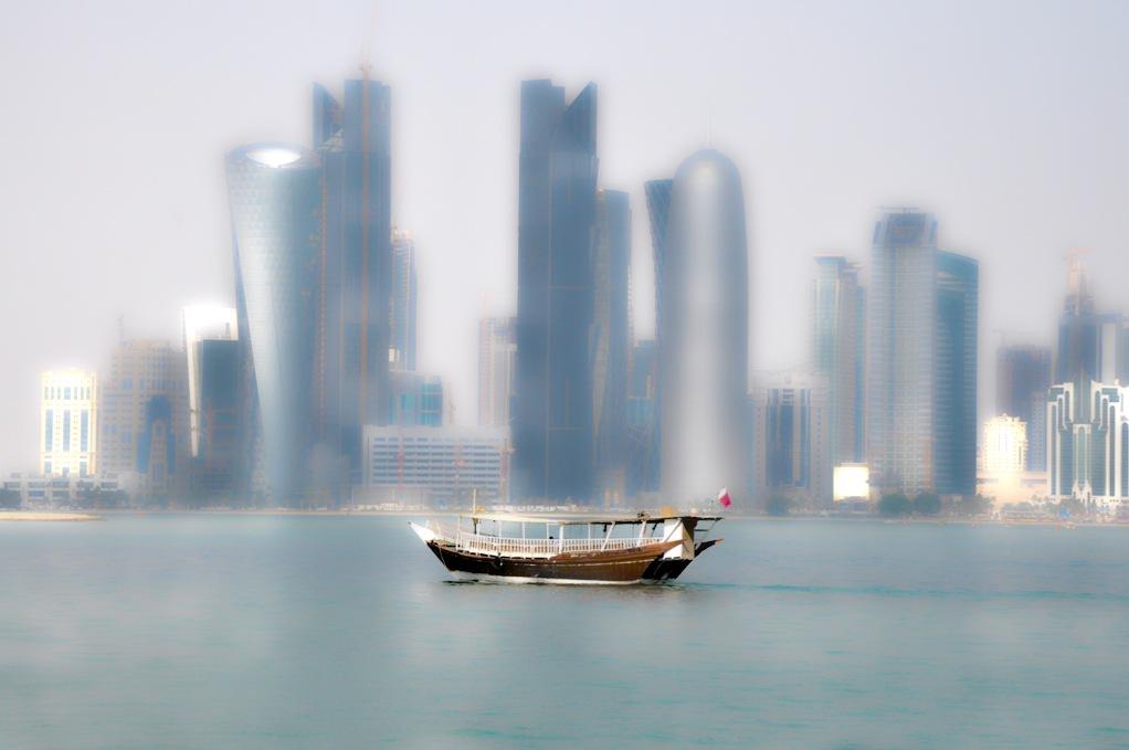 Doha by Sadiq Ali AlQatari