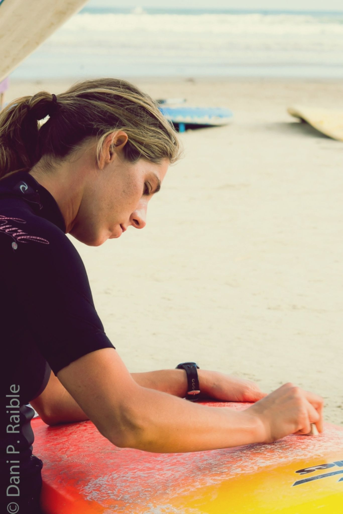 before surf by Dani Raible