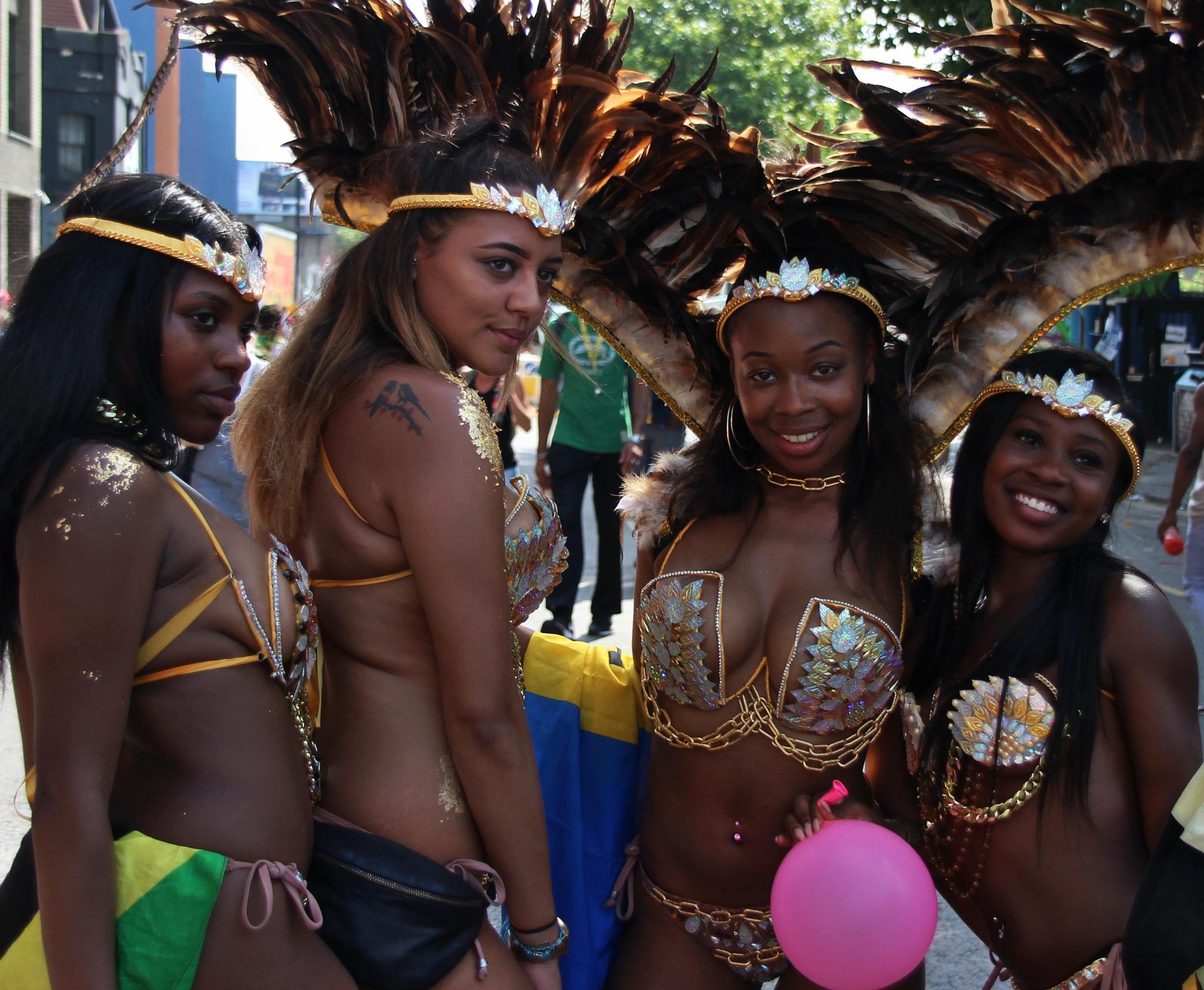 Notting Hill Carnaval 2017 by Joaquim Ribeiro