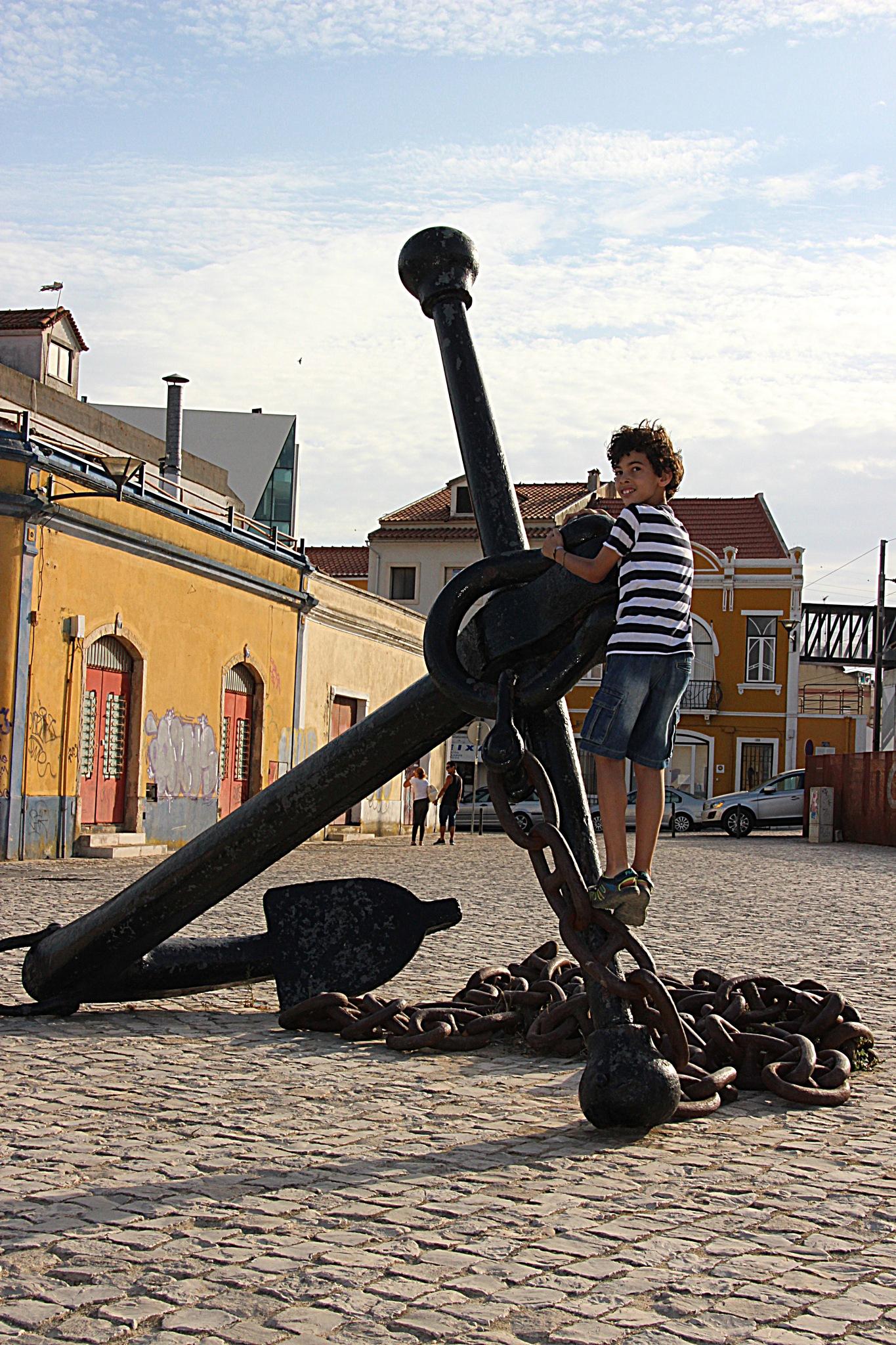 Anchor by Joaquim Ribeiro