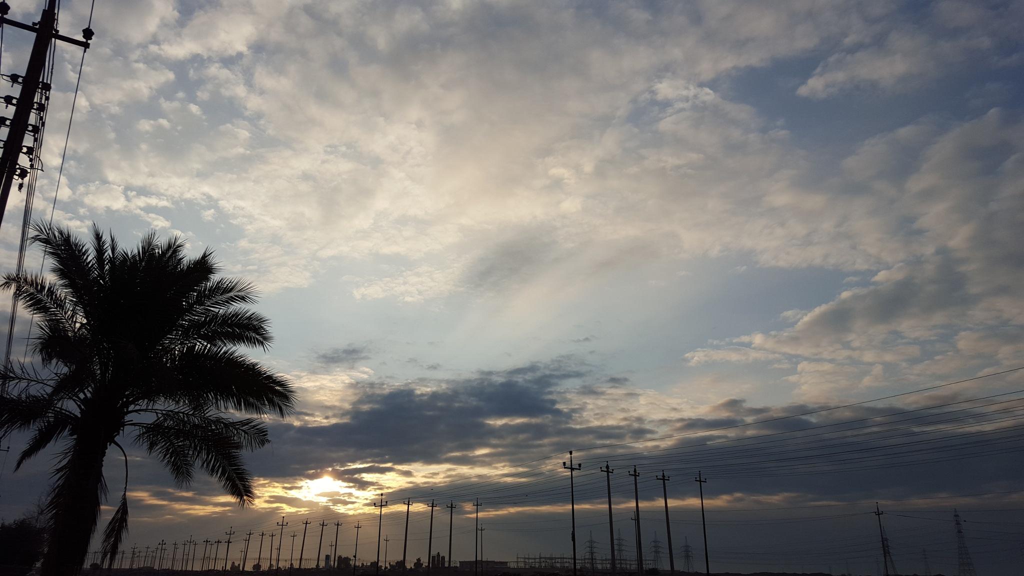 good morning  by Ibrahim W. AL-Badry