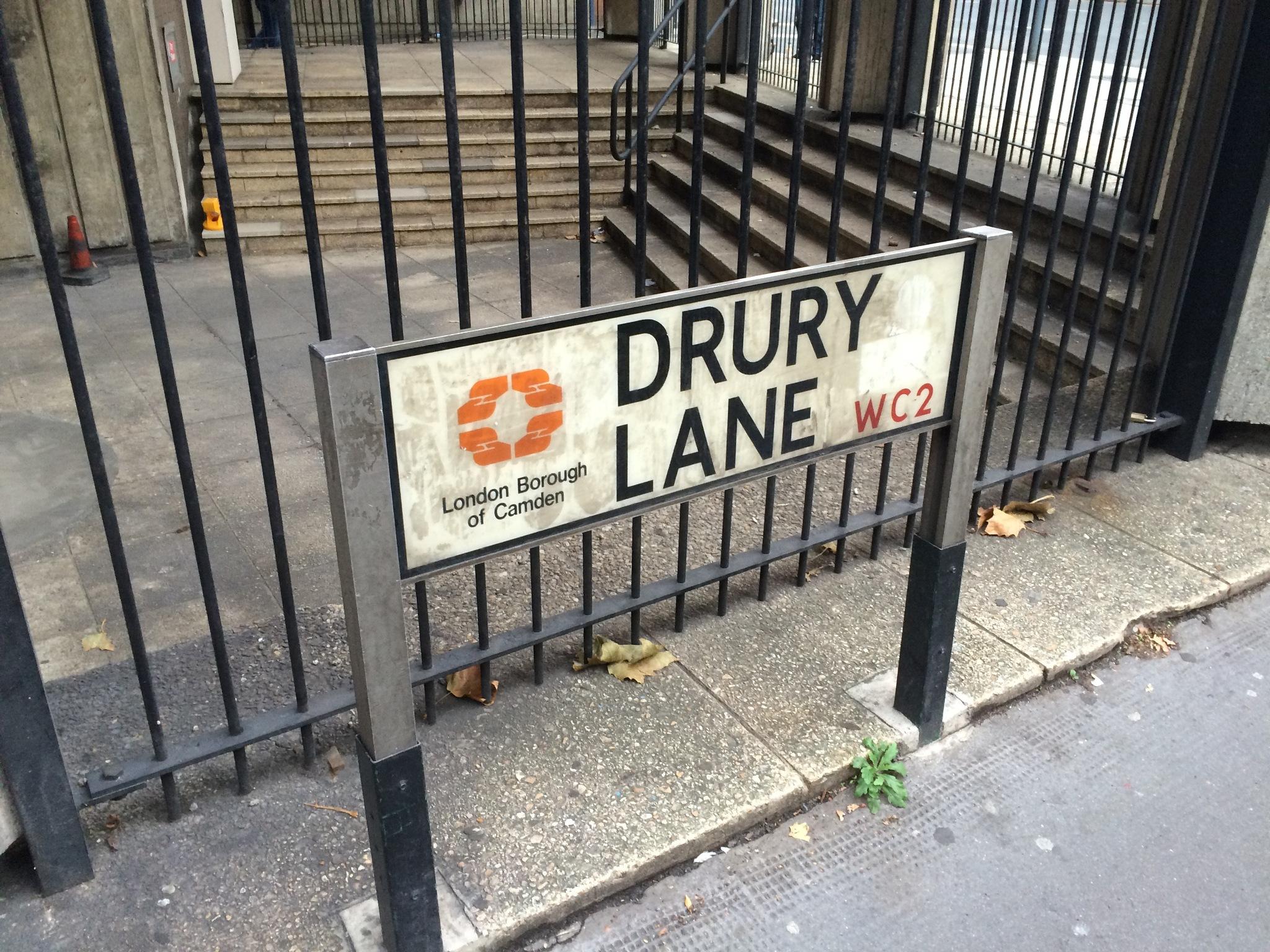 Drury Lane by Craig Neve
