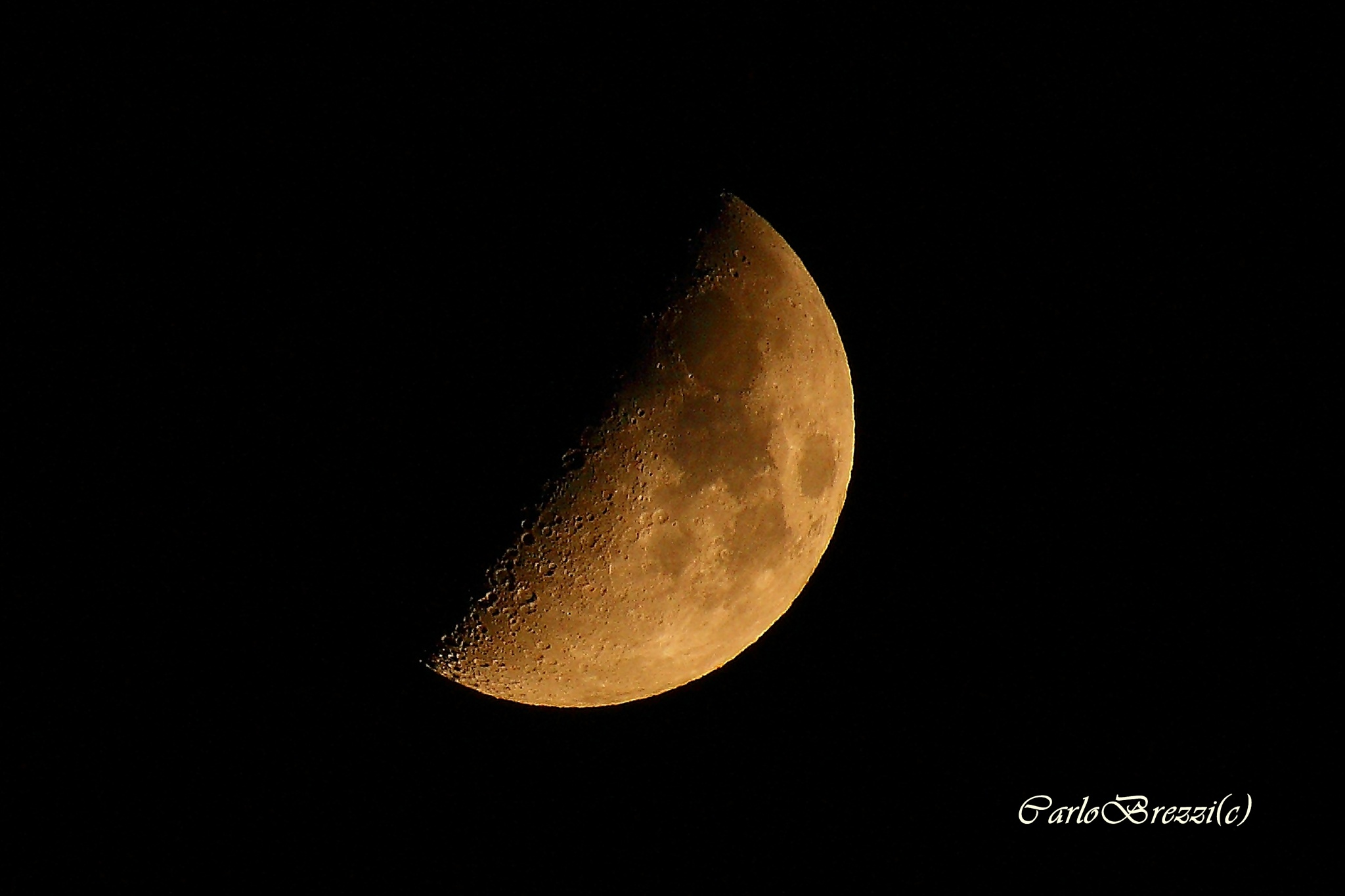 moon 11/10/2013 by Carlo Brezzi